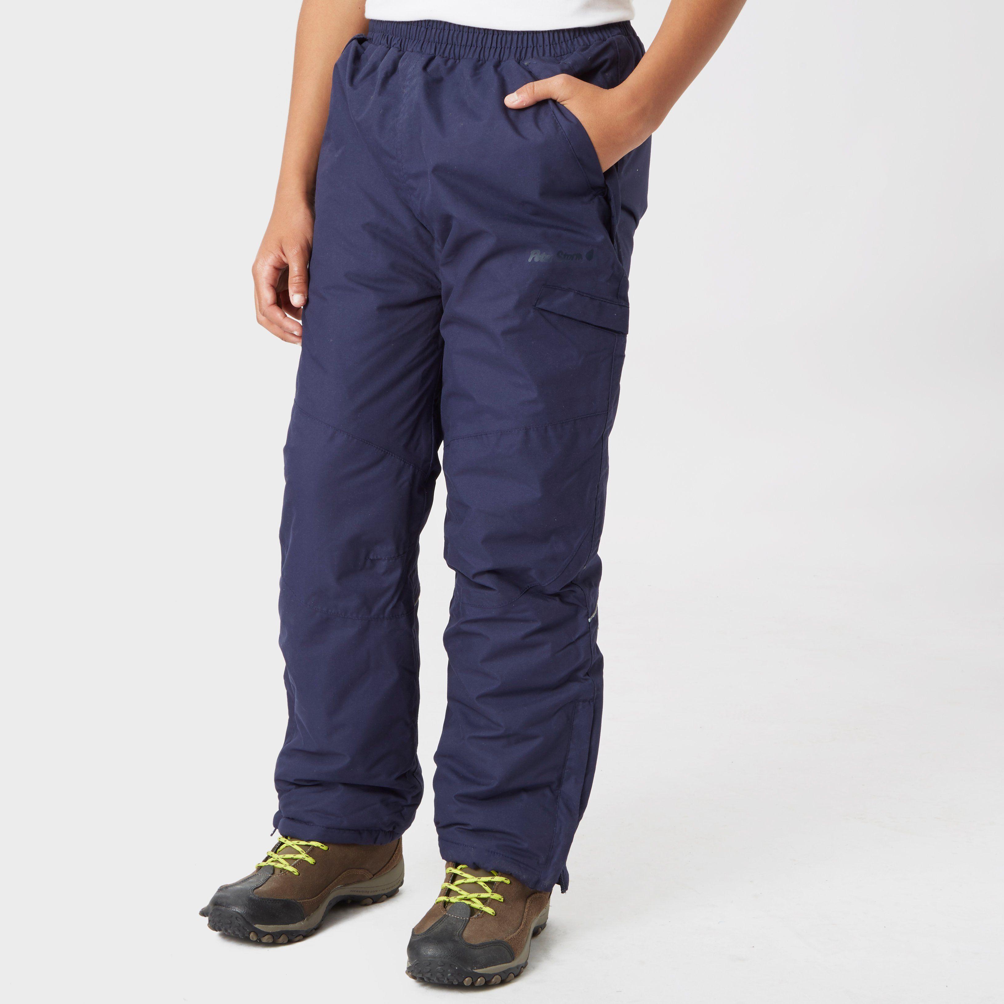PETER STORM Kids' Unisex Typhoon Trousers