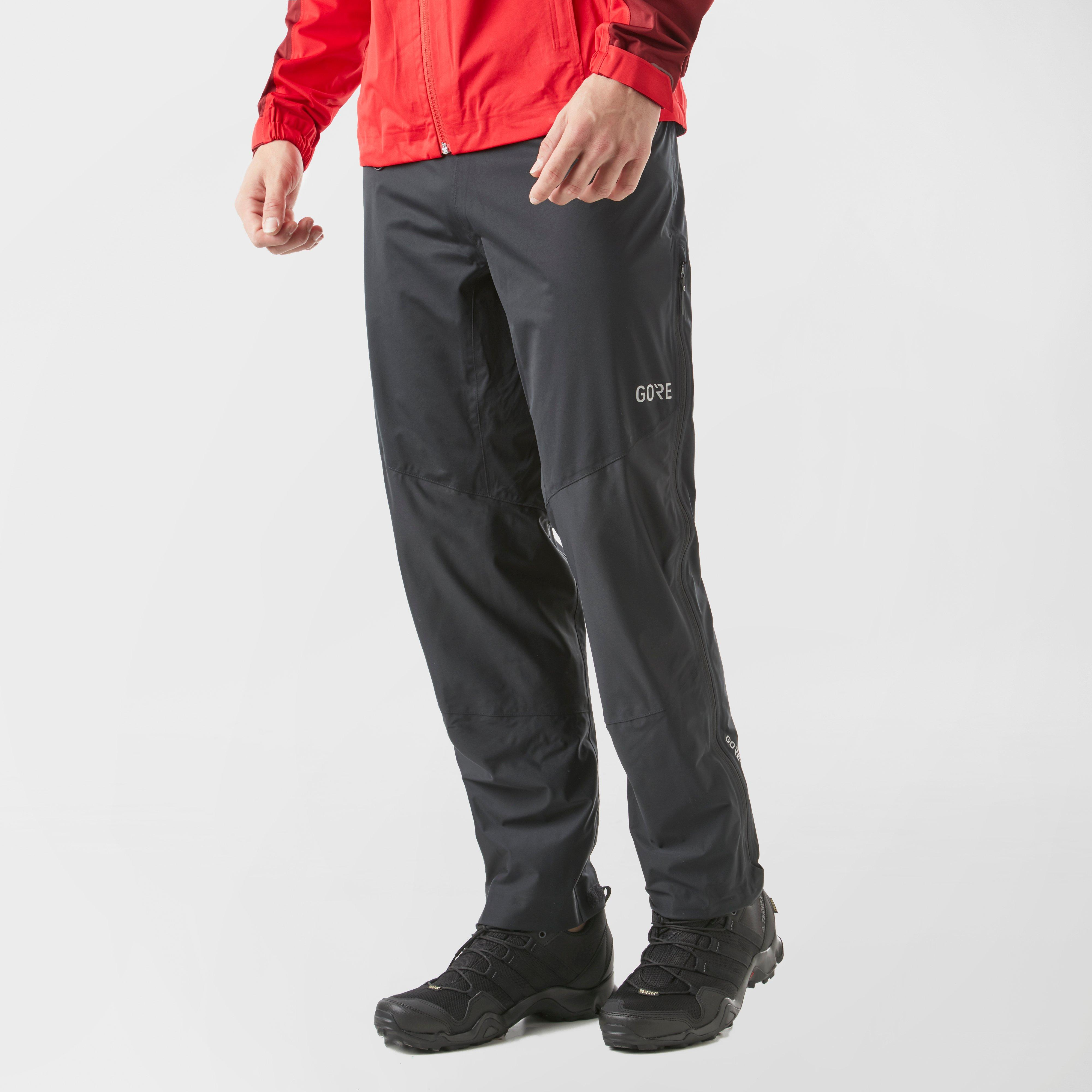 Buy Gore Men's R3 GORE-TEX Active Pant, Black at £135.97 from Blacks