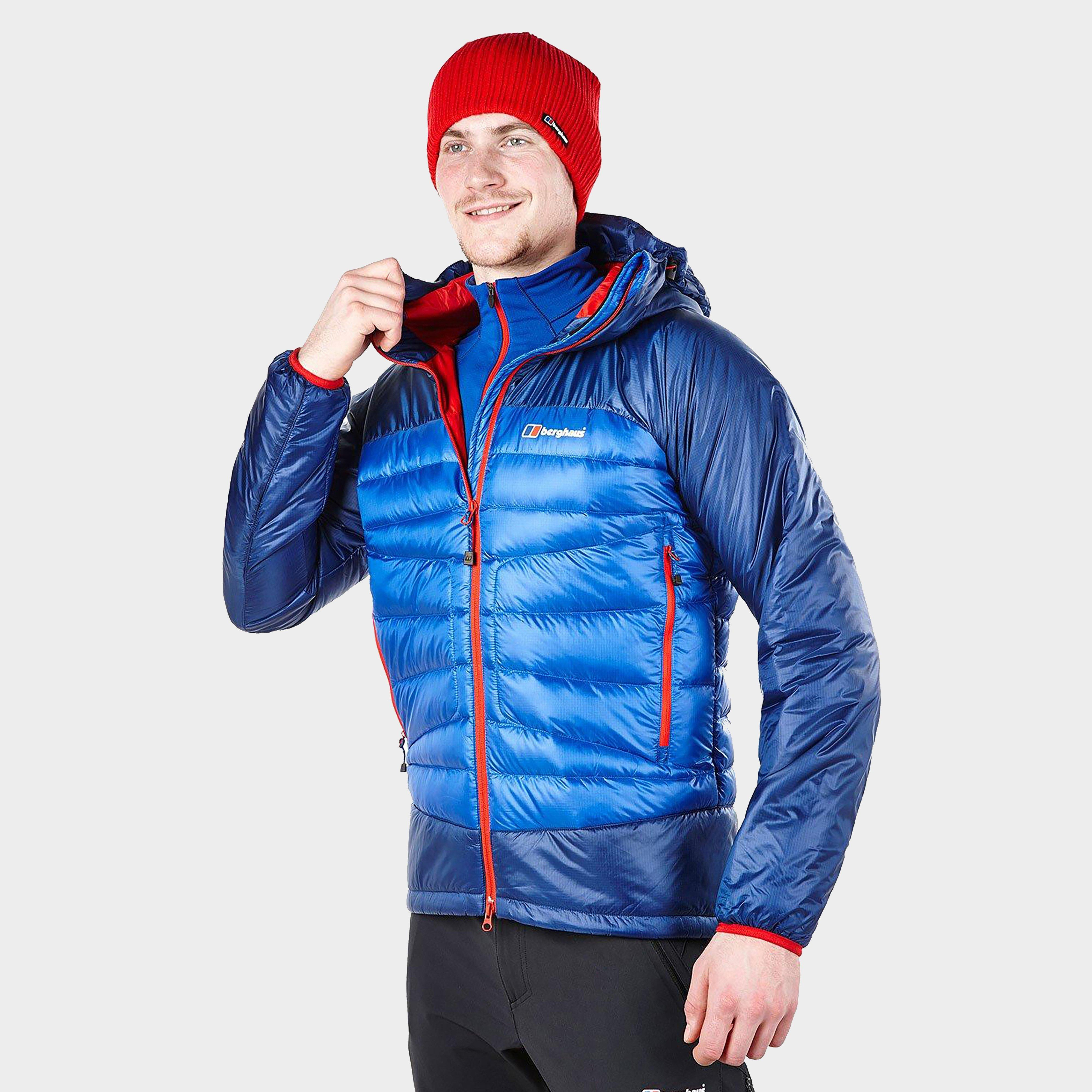 Berghaus Men's Asgard Hybrid Insulated Jacket | Bear Grylls UK ...