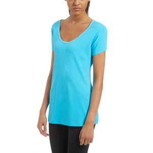 ZOCA Women's Pique Loose Fit Tee