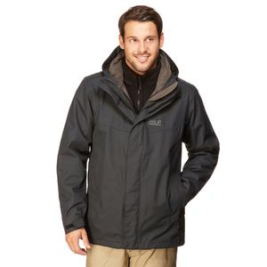 JACK WOLFSKIN Men's Tarpoto 3 in 1 Texapore Jacket
