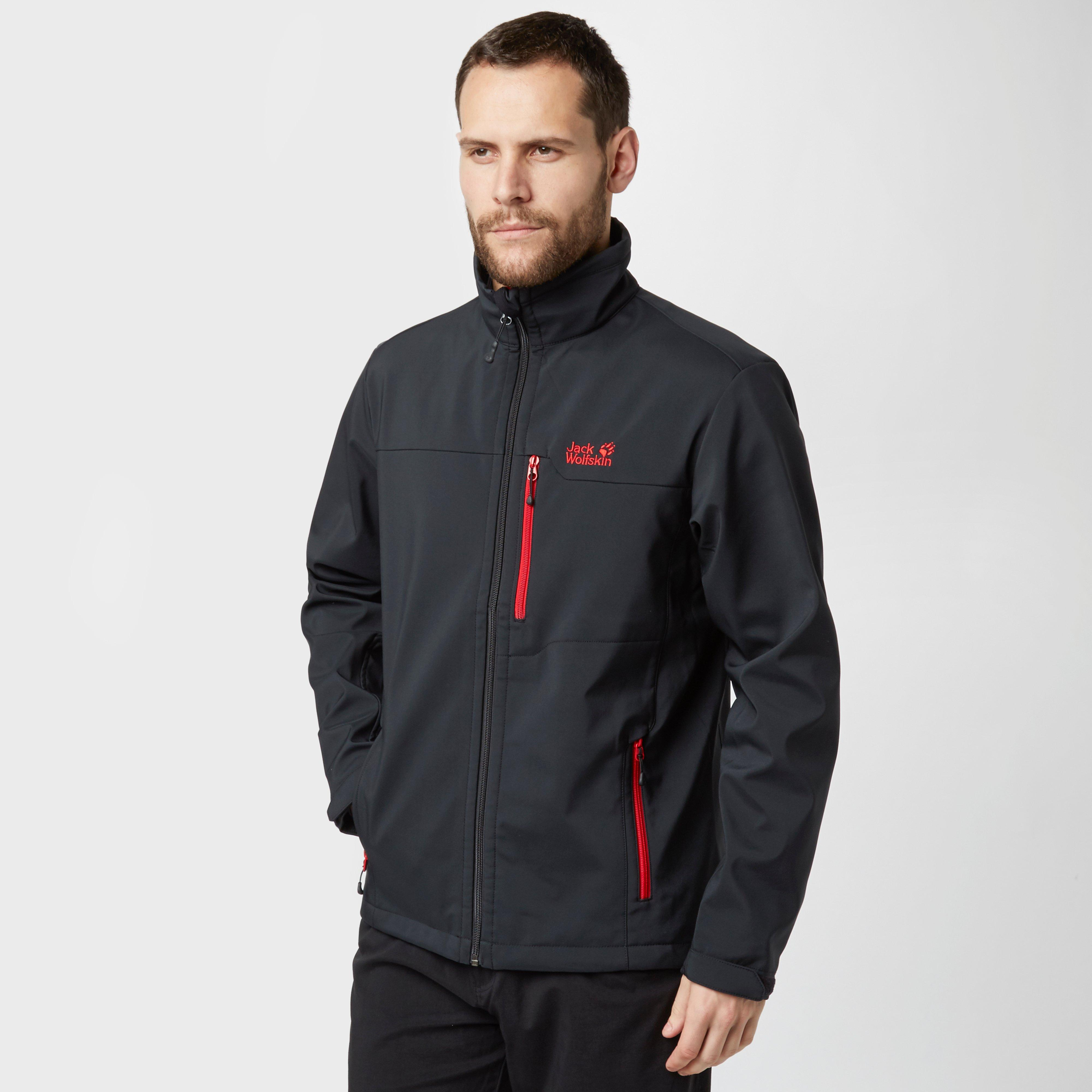 jack wolfskin men s torngat softshell jacket. Black Bedroom Furniture Sets. Home Design Ideas