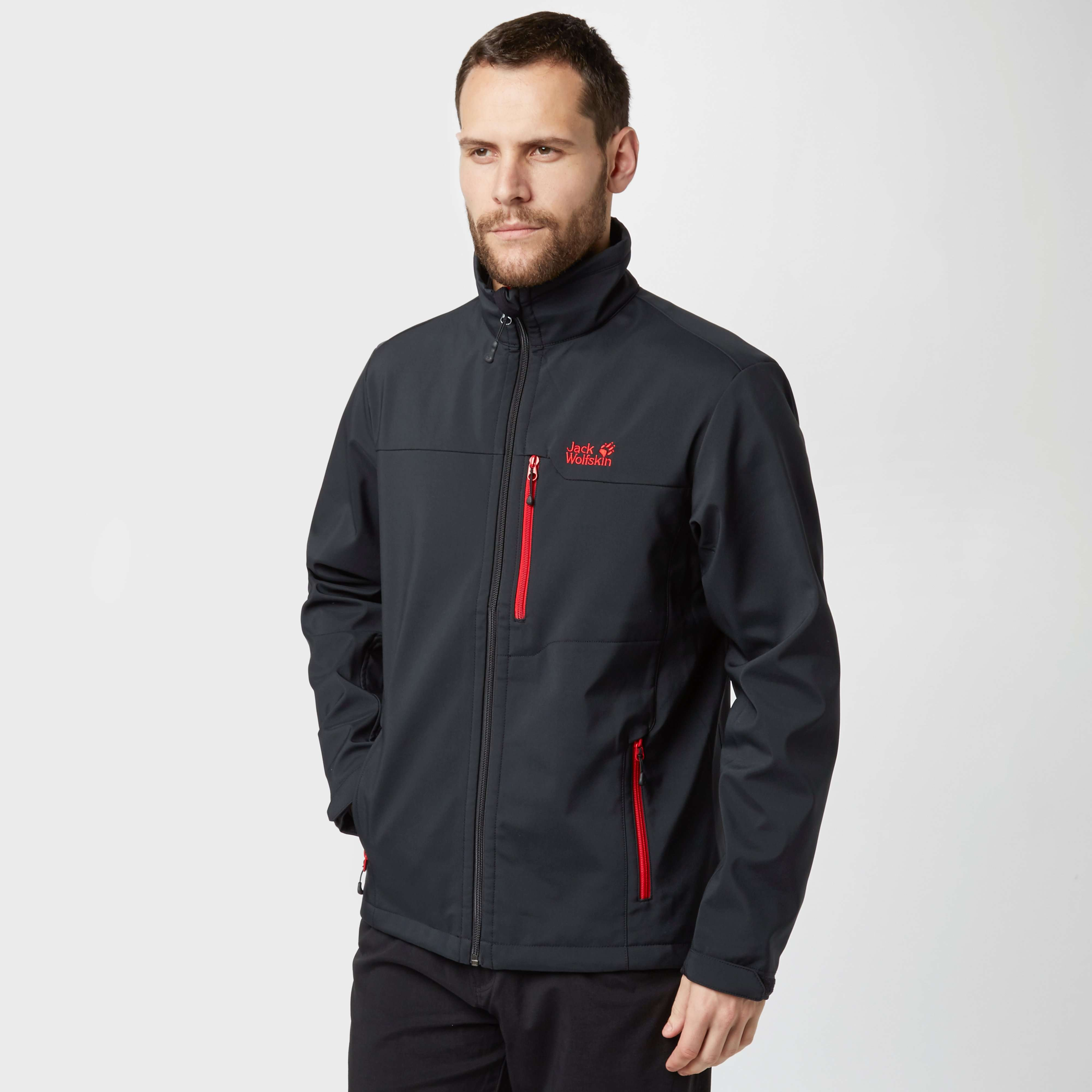JACK WOLFSKIN Men's Torngat Softshell Jacket