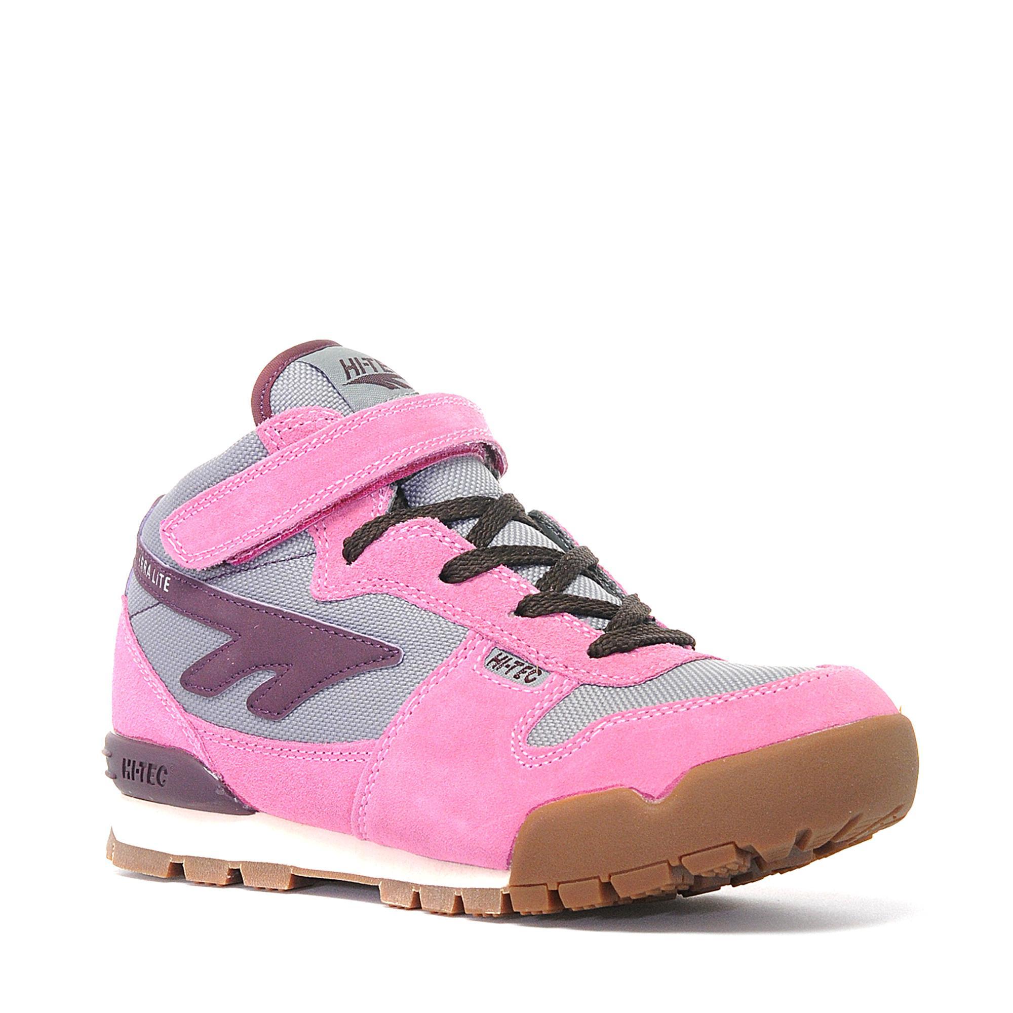 Hi Tec Kids Sierra Lite Original Walking Boot  Pink Pink