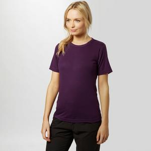 PETER STORM Women's Short Sleeve Thermal Crew Baselayer