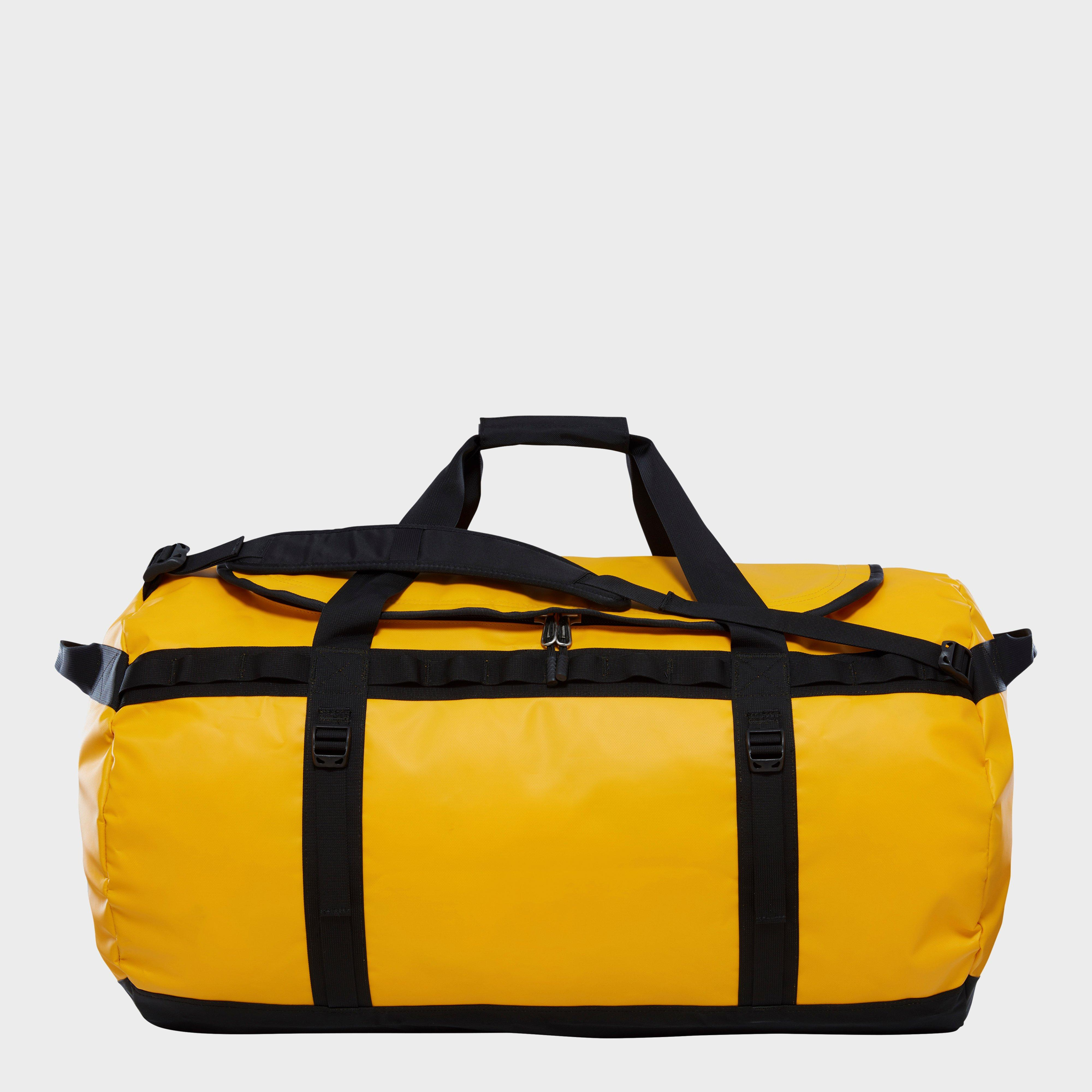 The North Face Base Camp Duffel Bag (Extra Large), Gold