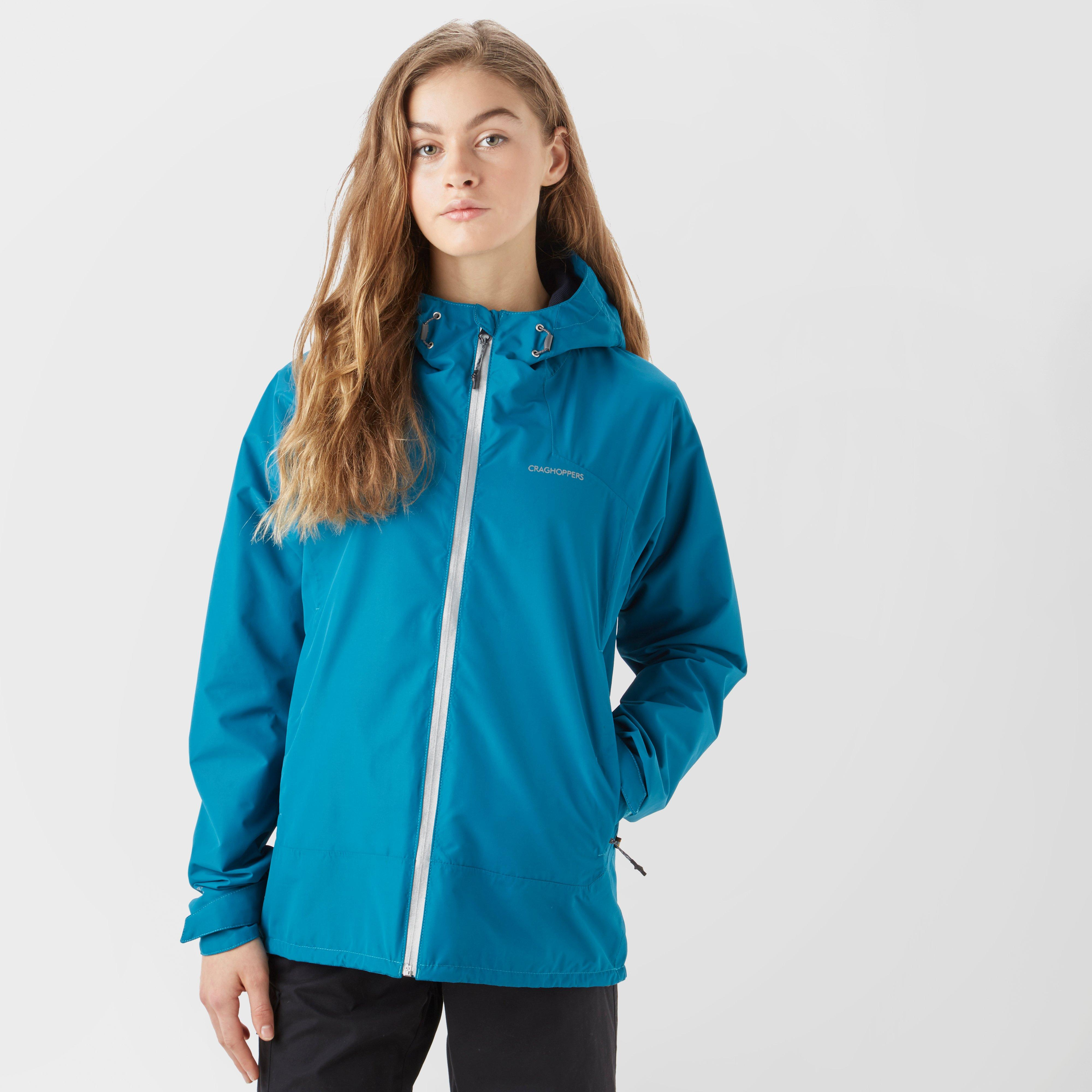 Craghoppers Women's Apex Jacket, Teal