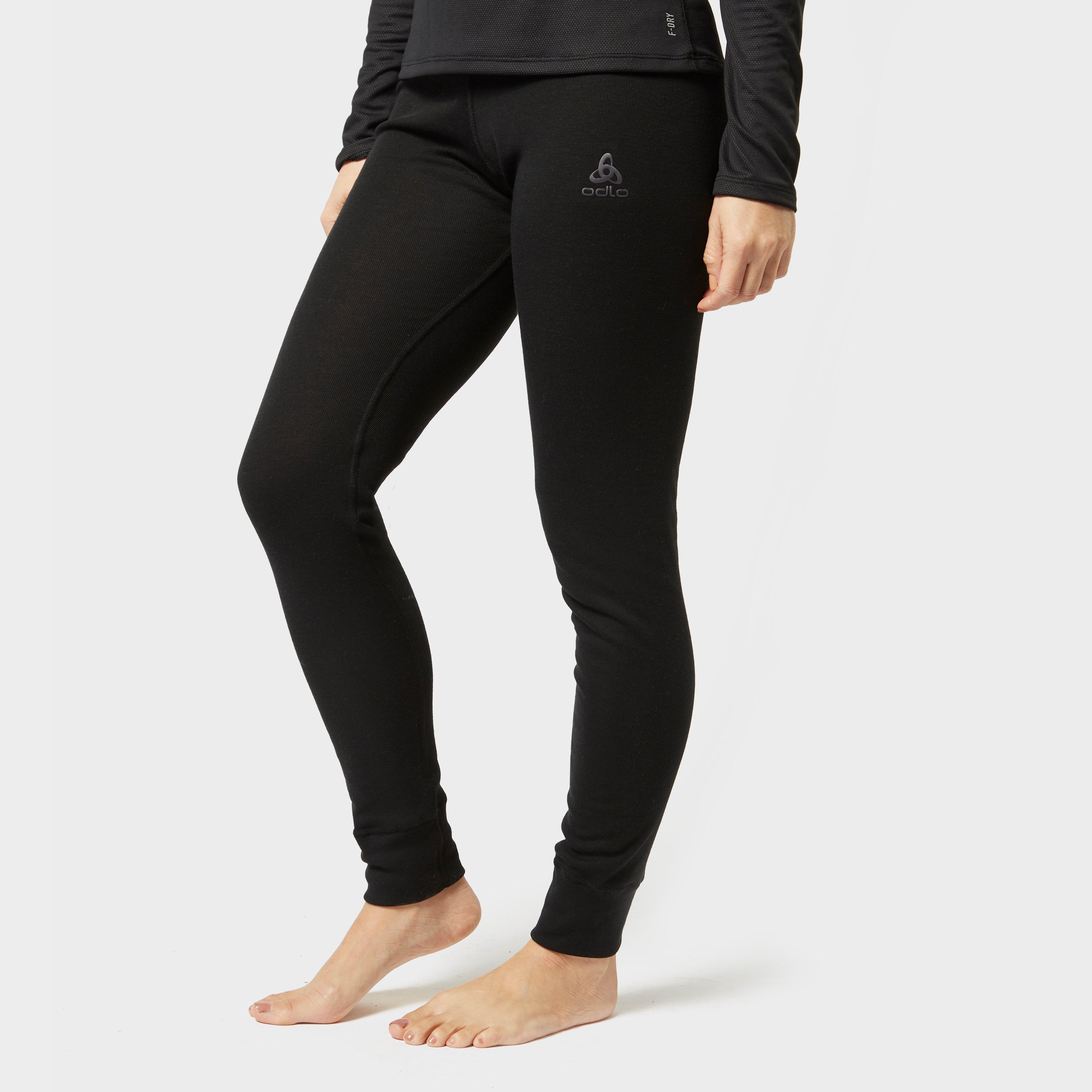 Odlo Women's Active Warm Pant, Black