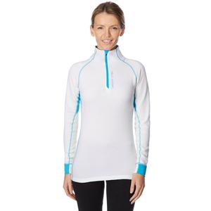 HELLY HANSEN Women's Warm Flow High Neck Half Zip
