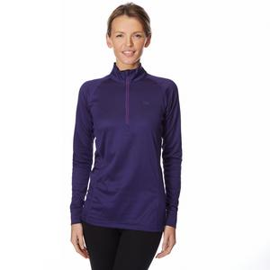 HELLY HANSEN Women's Dry Charger Half Zip Baselayer