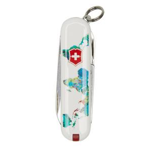 VICTORINOX Classic The World-My Home Ltd Edition Pocket Knife
