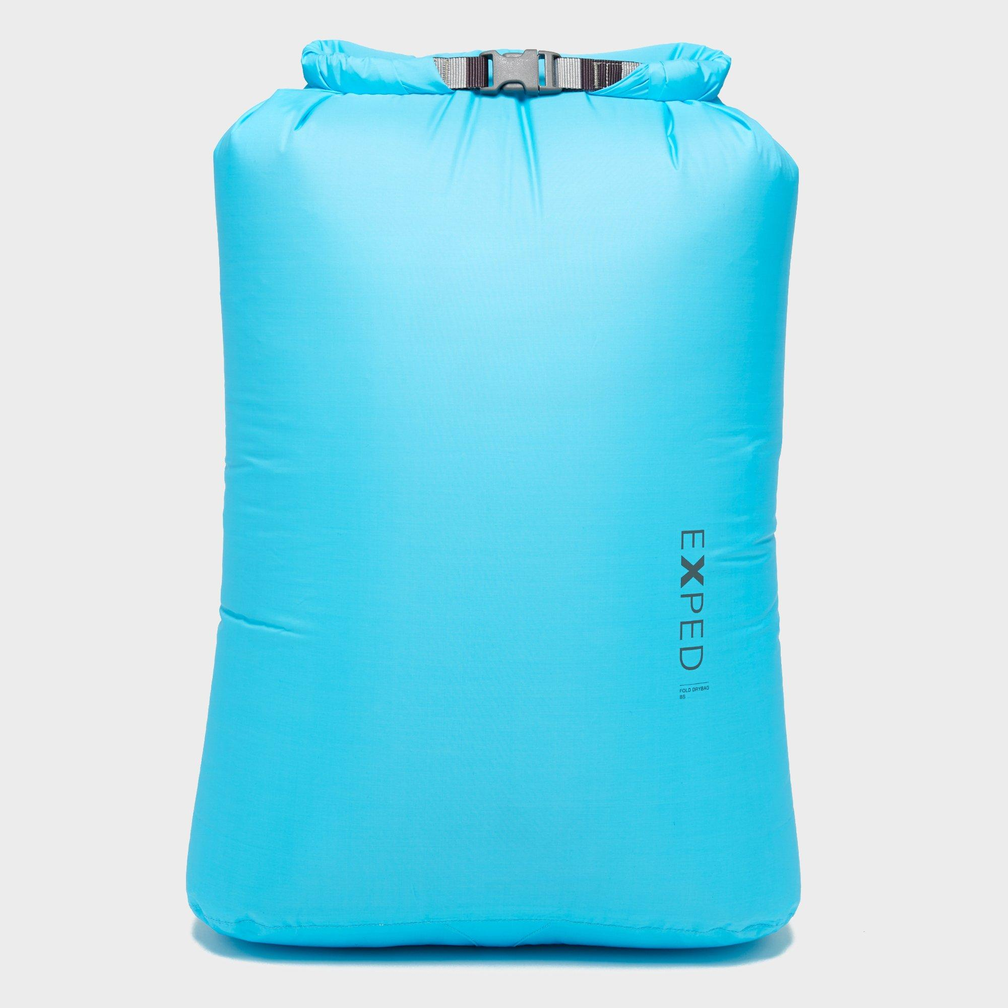 Exped Expedition 40L Dry Fold Bag, Blue
