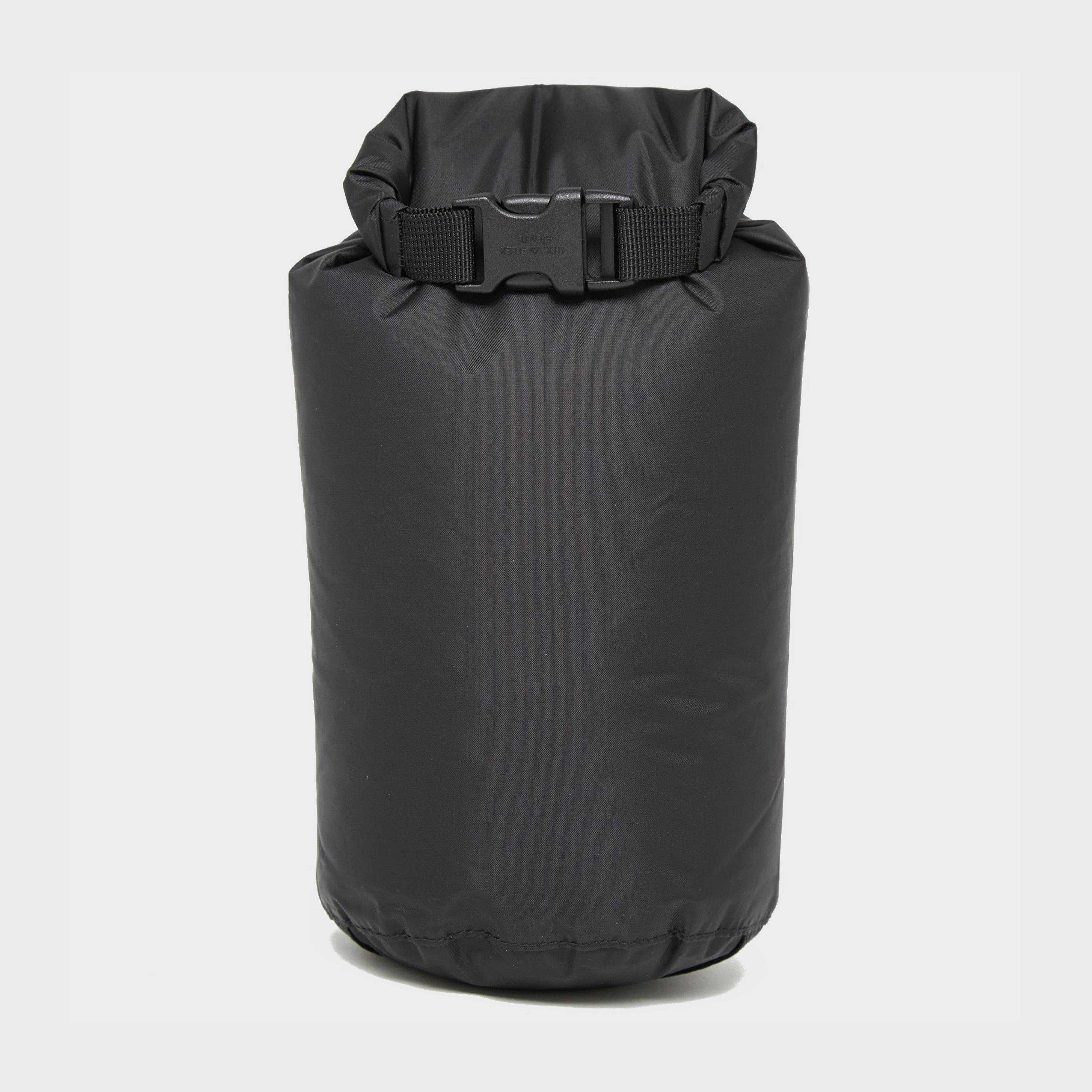 Exped Expedition 3L Dry Fold Bag, Black