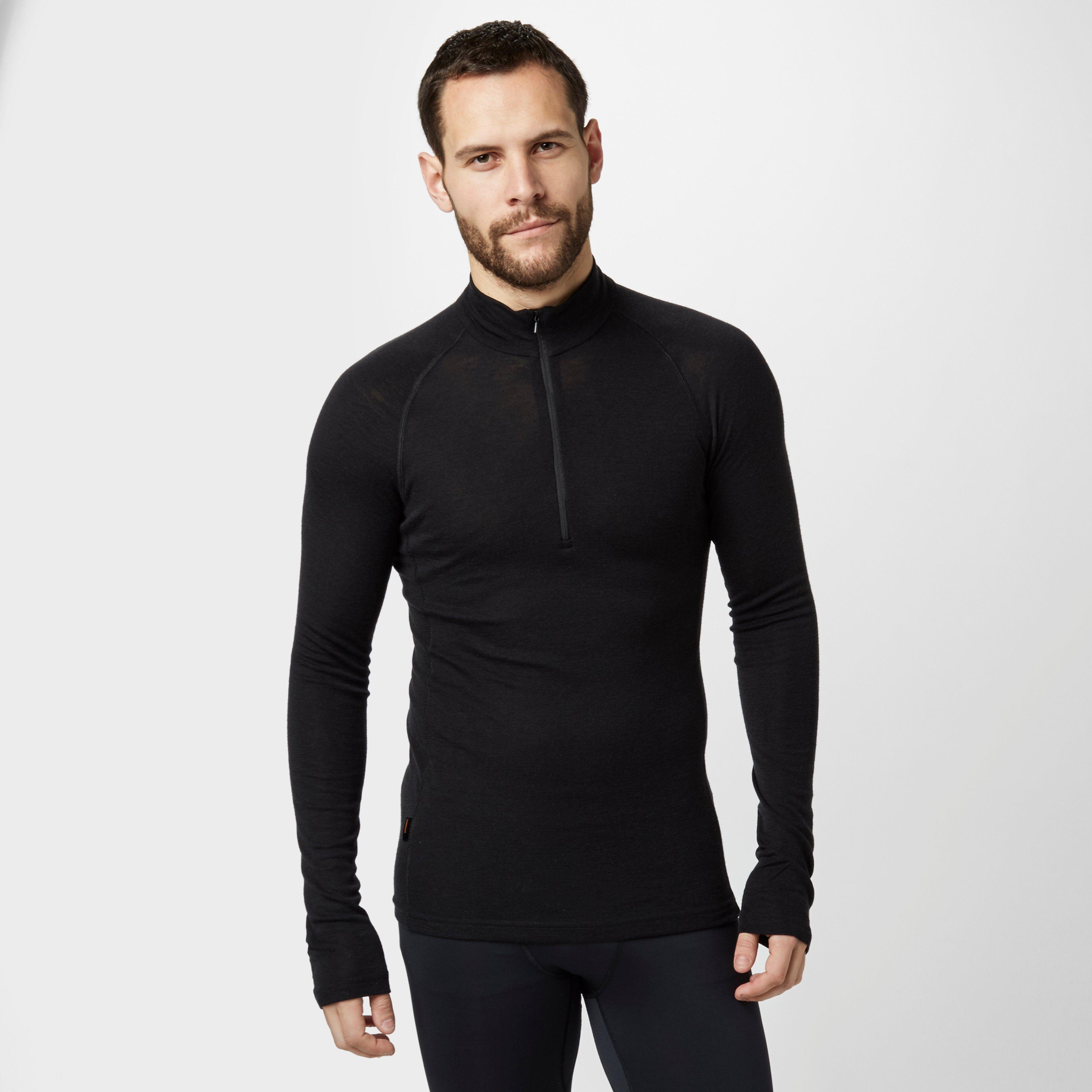 ICEBREAKER Men's Everyday Long Sleeve Half-Zip Baselayer
