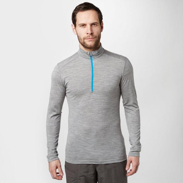 Men's Oasis Long Sleeve Half-Zip Baselayer