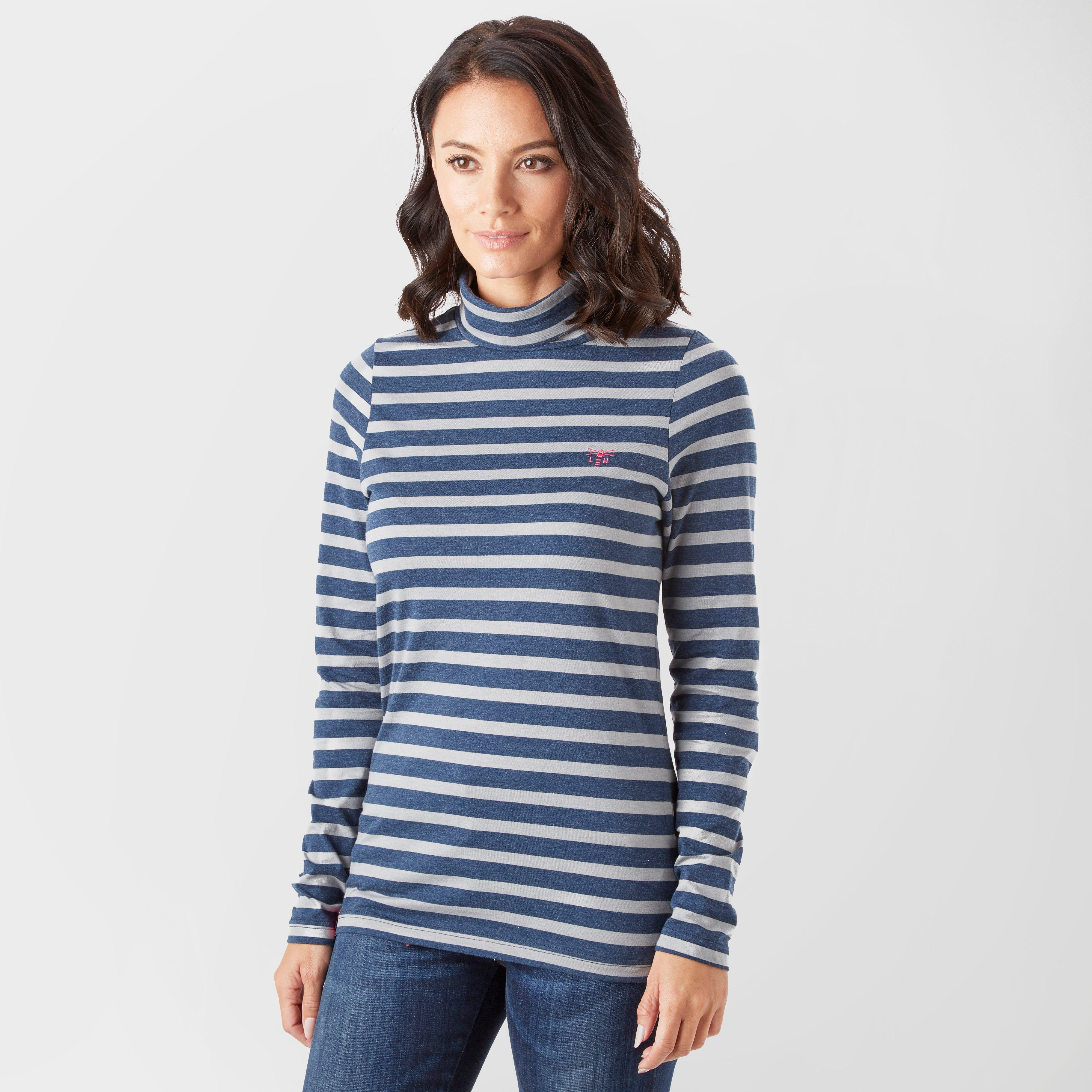 Lighthouse Women's Piper Turtleneck, Navy