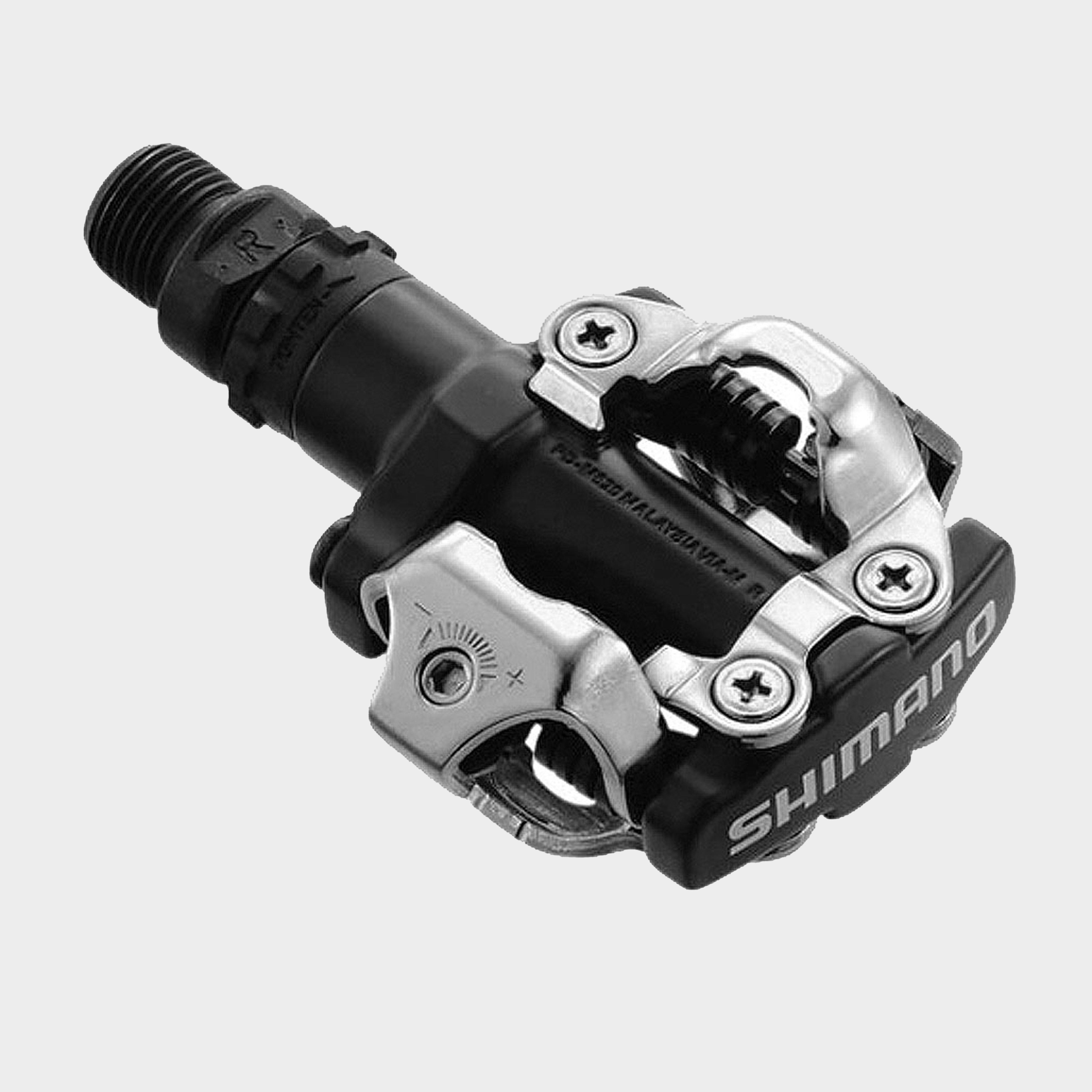 Bontrager M520 Mountain Bike Spd Pedals - Black/blk  Black/blk