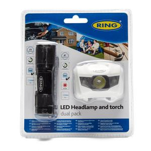 RING Torch & Headtorch Pack