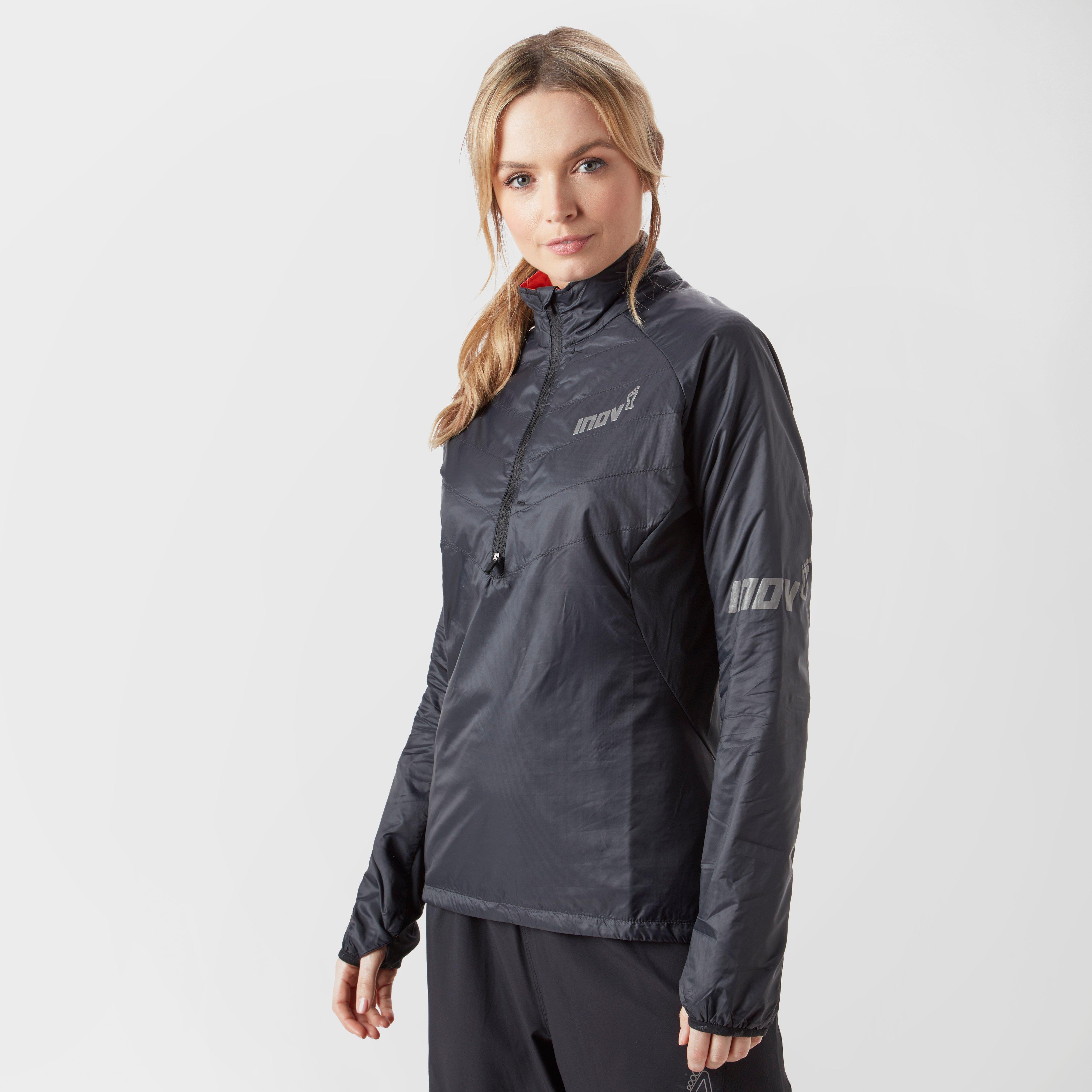 Inov-8 Women's Thermoshell Running Jacket, Black