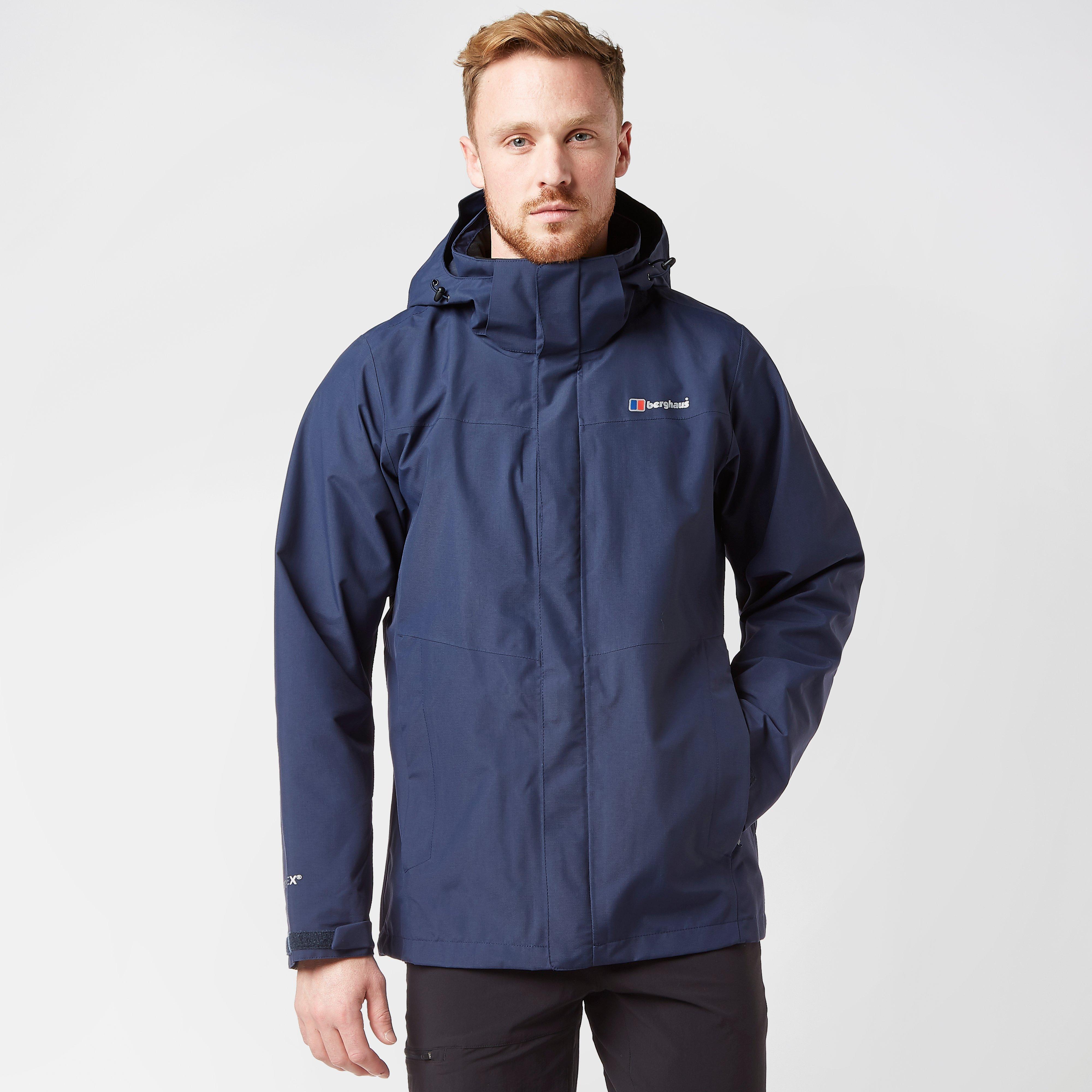 Berghaus Mens Maitland Gore-tex  Jacket - Blue/blue  Blue/blue