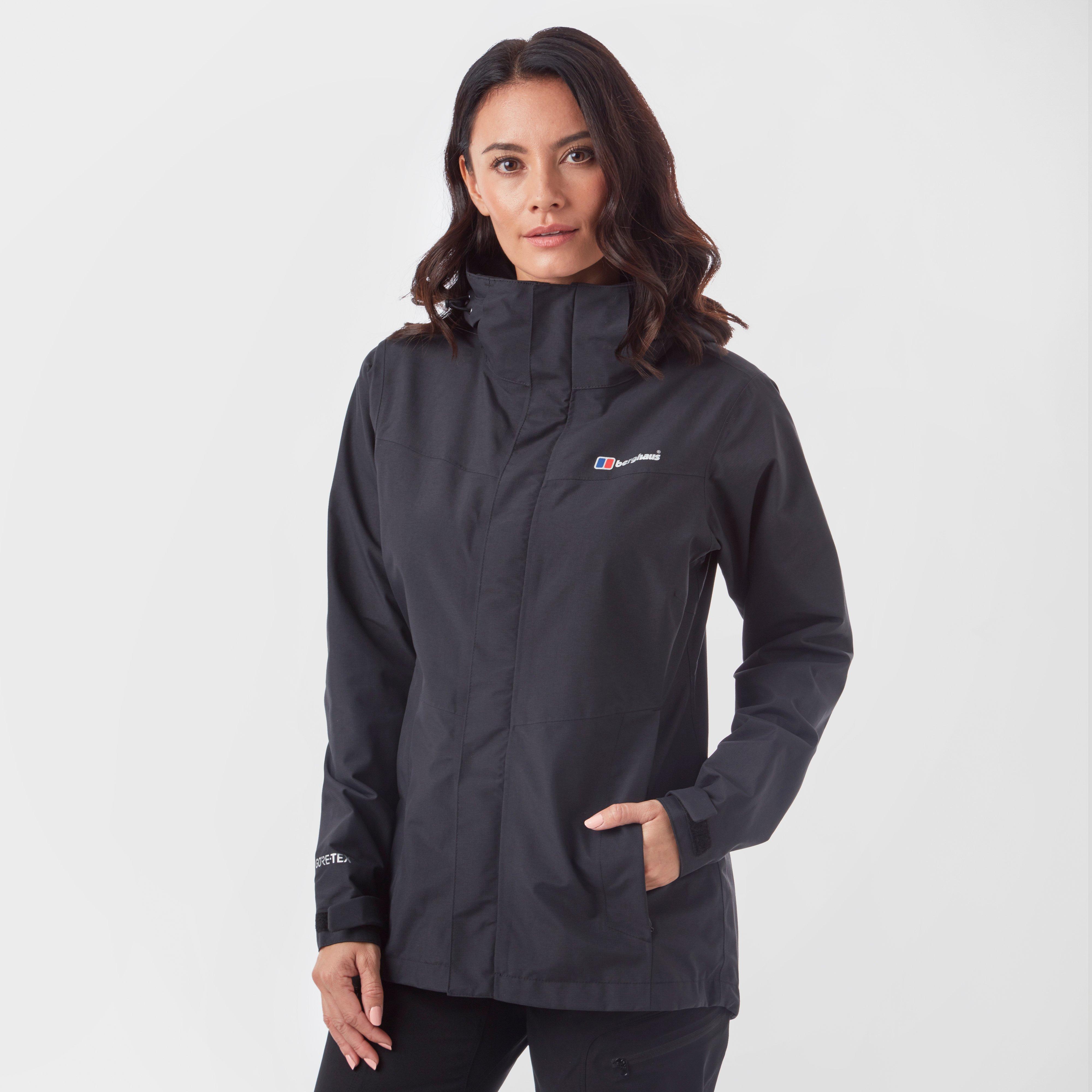 Berghaus Womens Maitland Gore-tex  Jacket - Black/black  Black/black