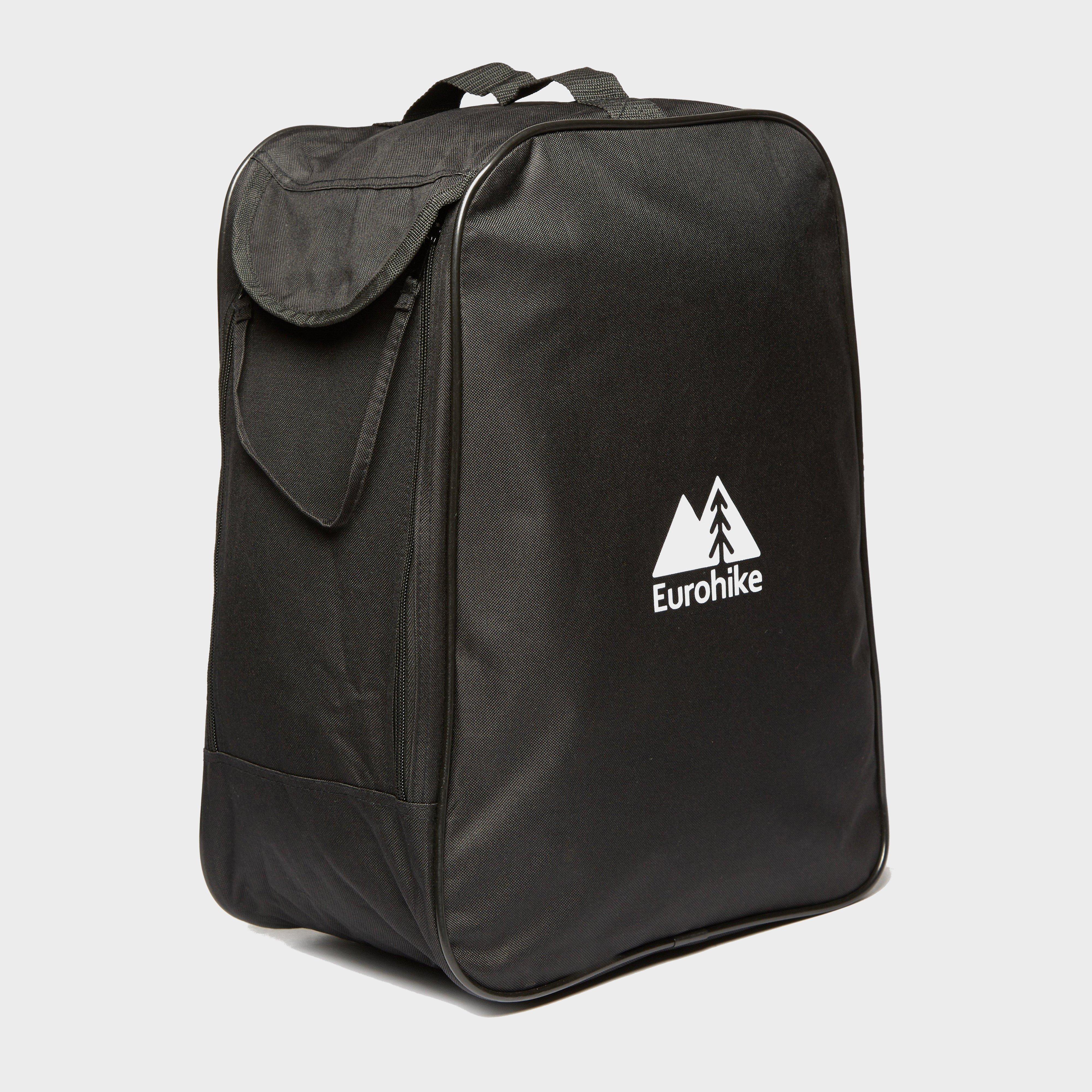 Eurohike Wellington Boot Bag - Black, Black