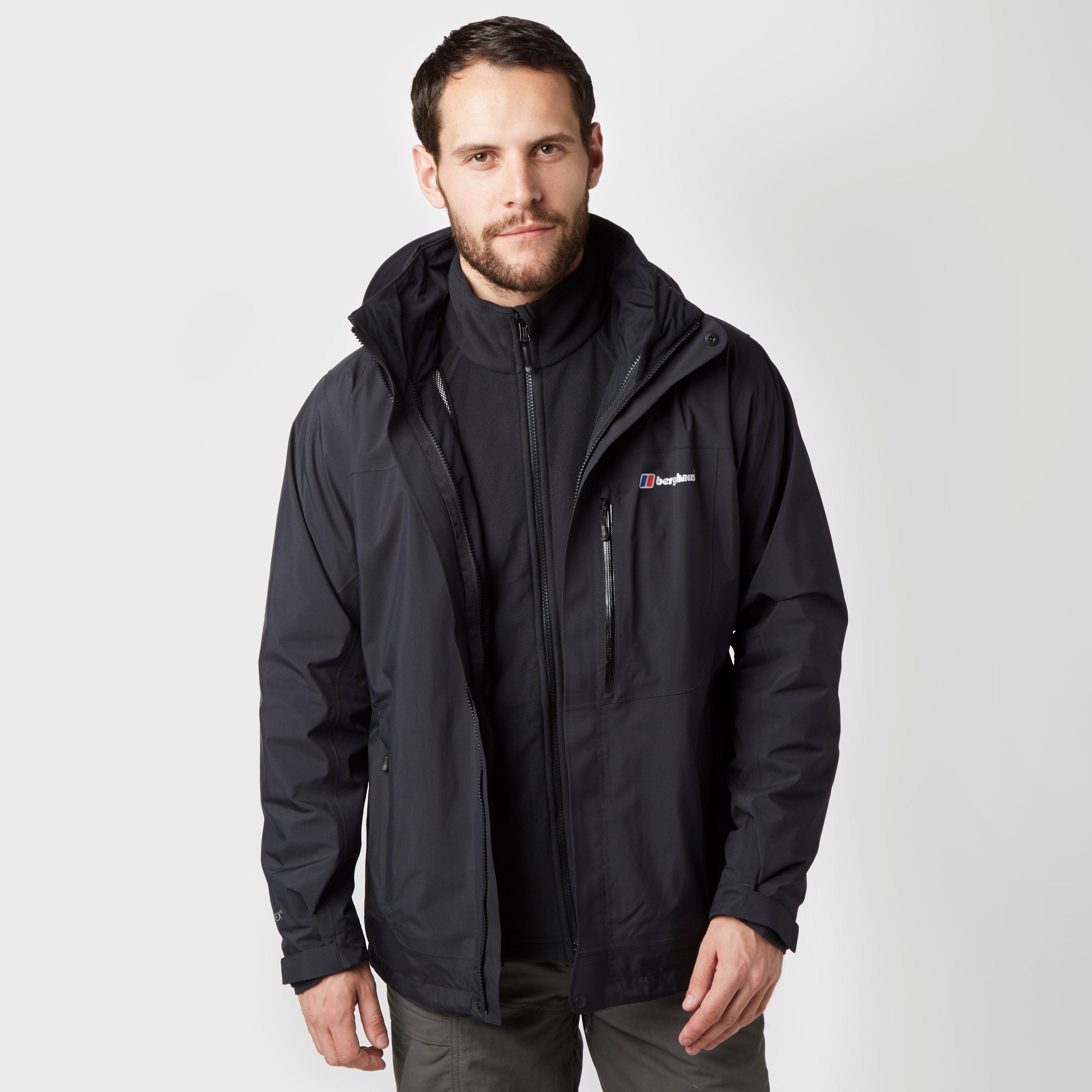 BERGHAUS Men's Arisdale 3 in 1 GORE-TEX® Jacket