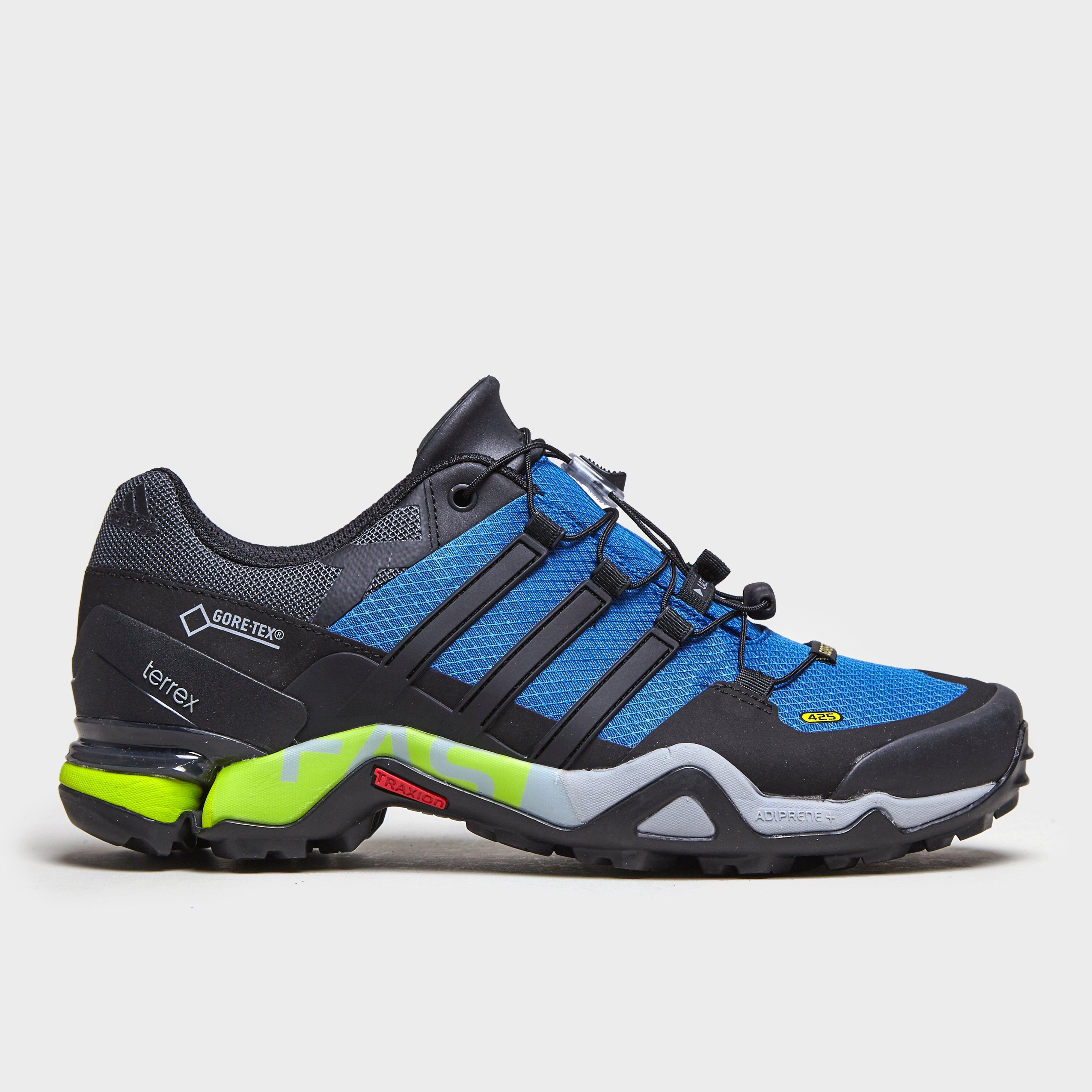 Adidas Mens Terrex Fast R GORETEX Shoe Blue