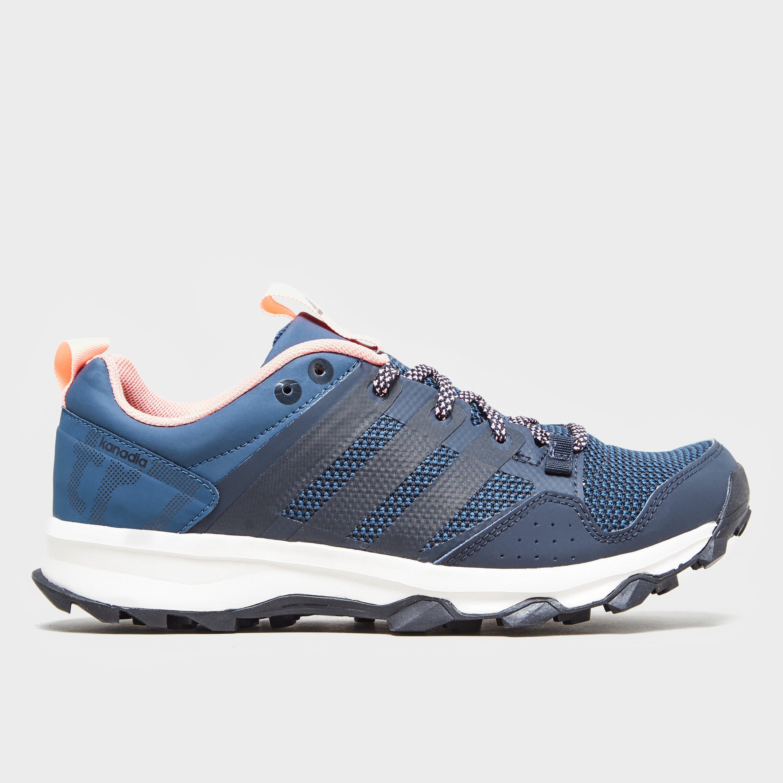 Adidas Womens Kanadia 7 Trail Shoe Navy