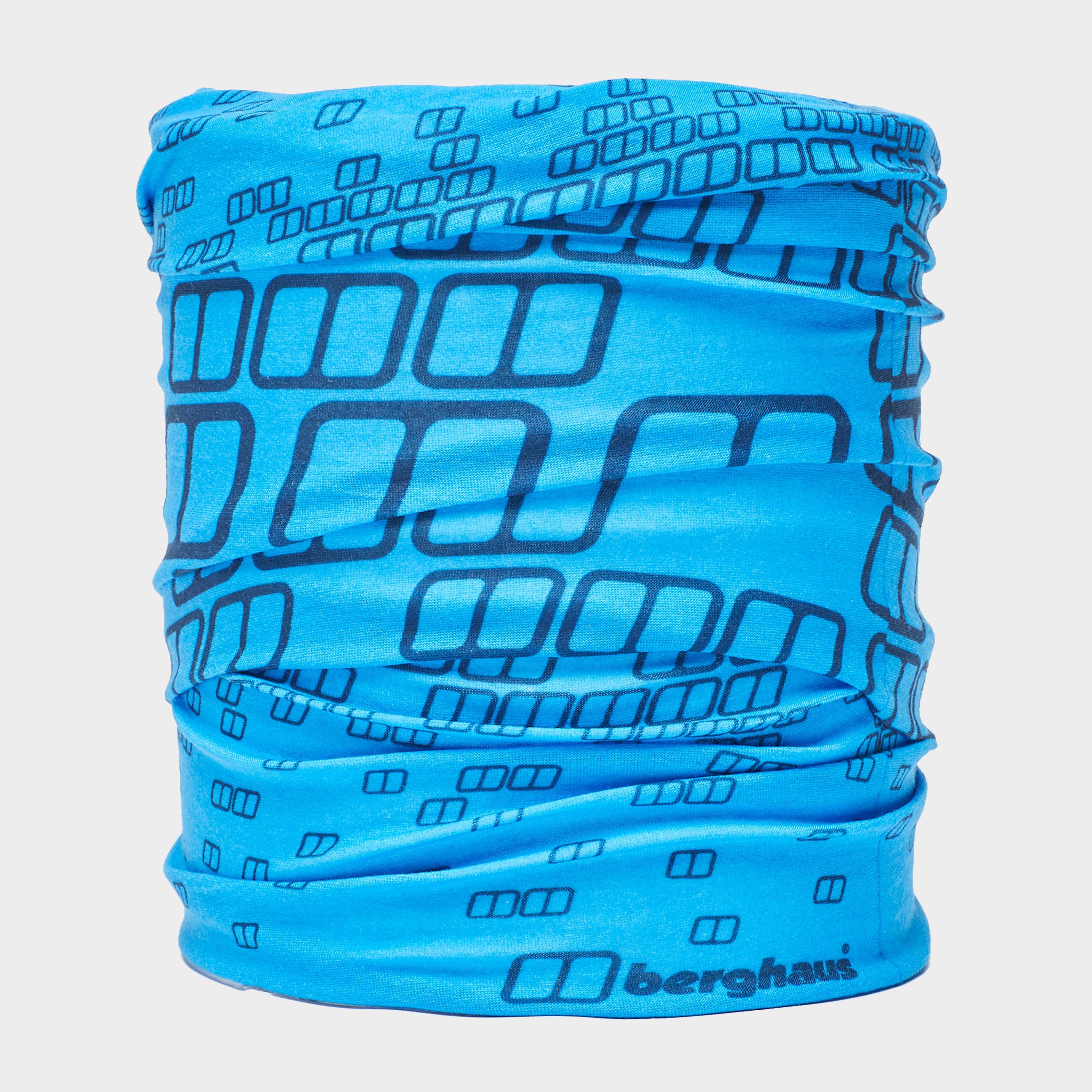 Berghaus Unisex Block Neck Gaiter - Blue/blu  Blue/blu