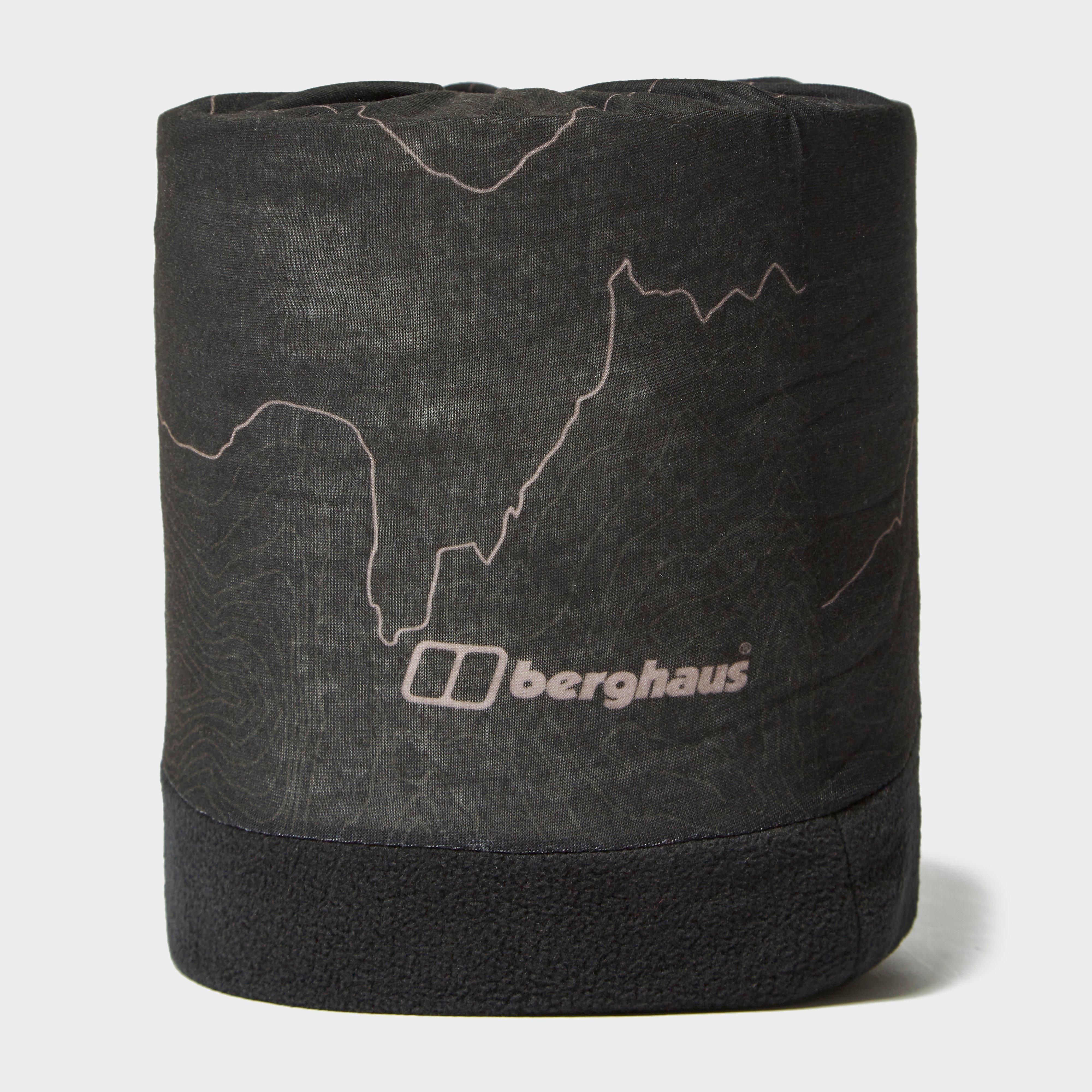 Berghaus Unisex Part Contour Neck Gaiter - Grey/dgy  Grey/dgy