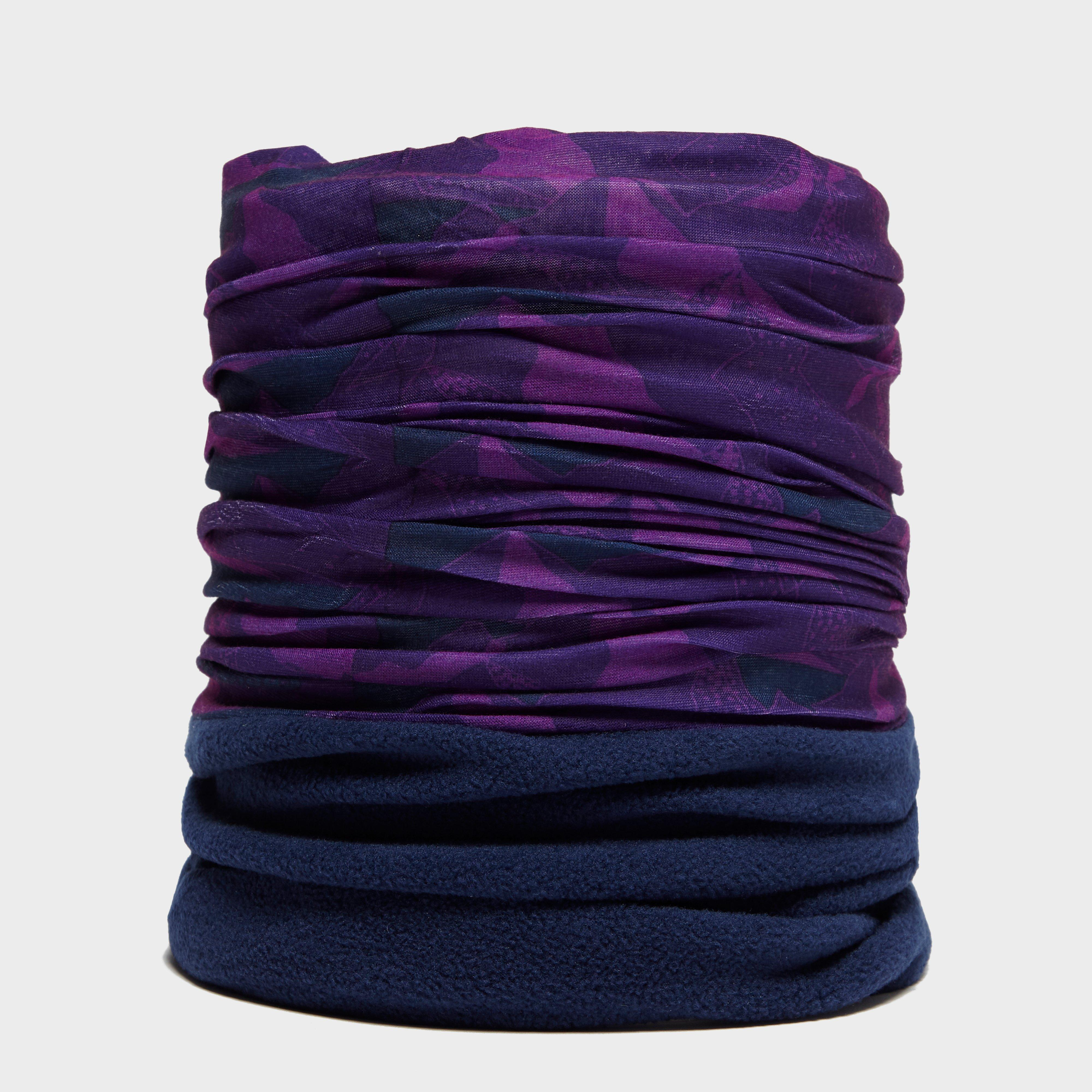 Berghaus Unisex Mountain Polar Neck Gaiter - Purple/pup  Purple/pup