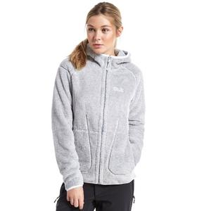 JACK WOLFSKIN Women's Pine Cone Full-Zip Fleece
