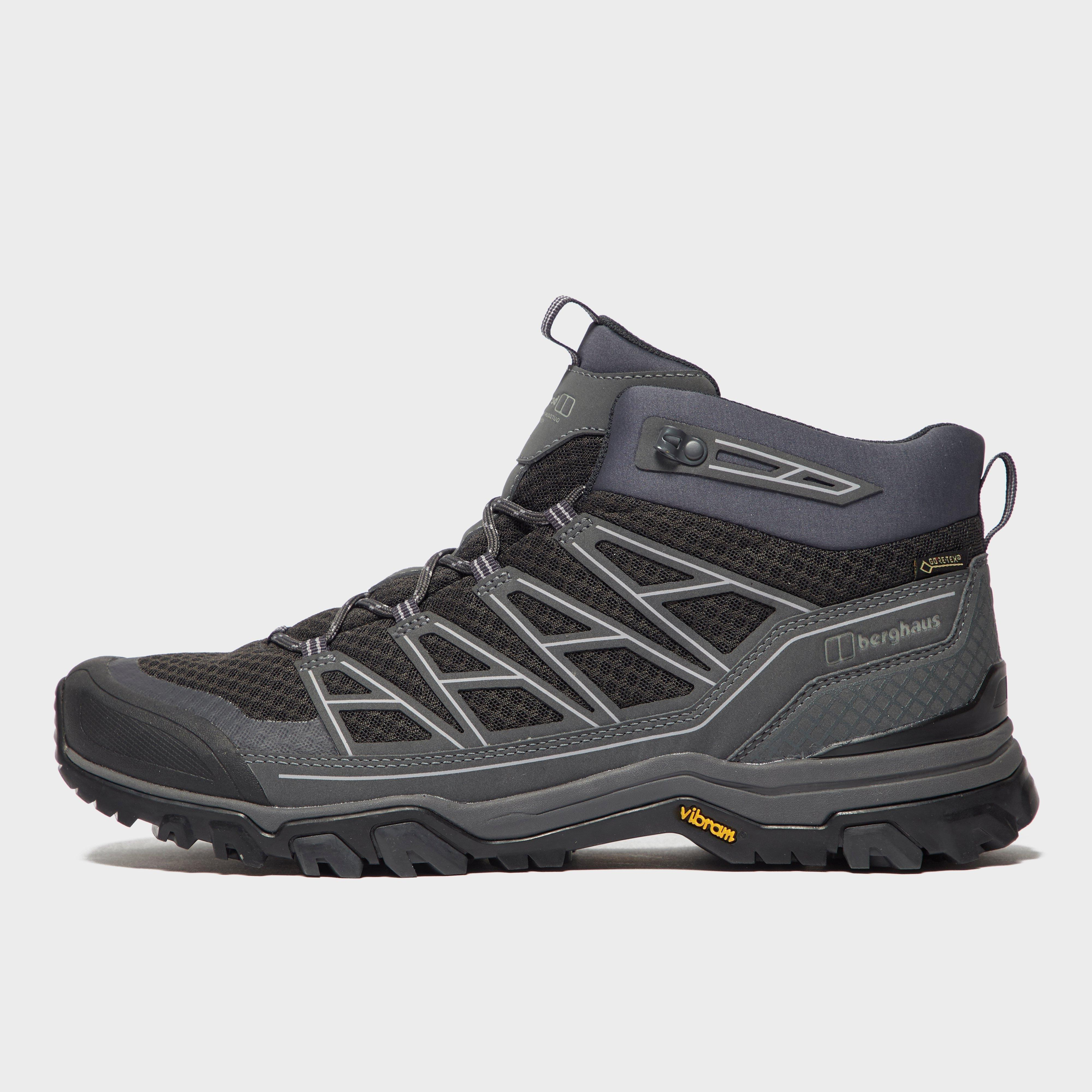 Berghaus Mens Expanse Mid Gore-tex  Walking Boots - Grey/dgy  Grey/dgy