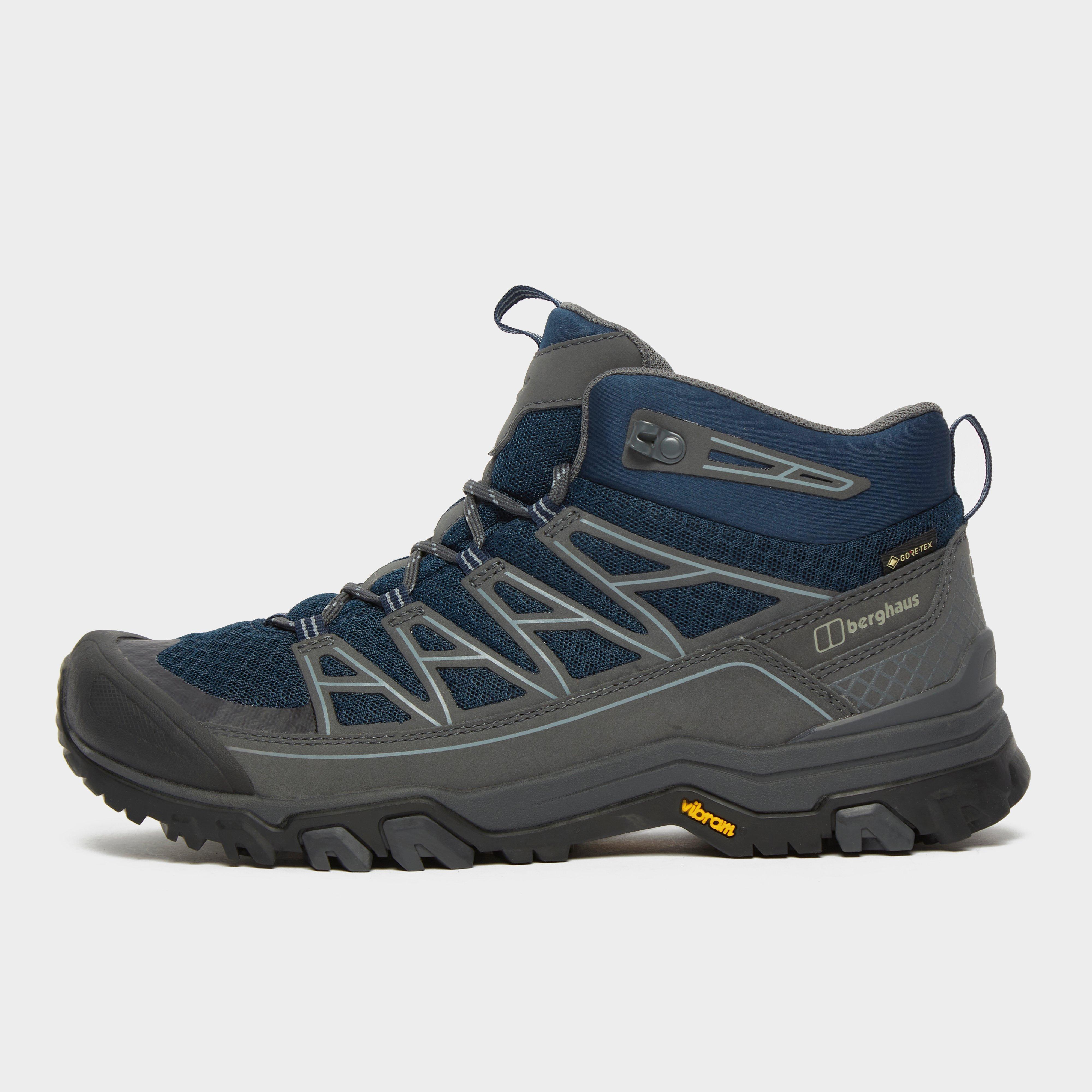 Berghaus Womens Expanse Mid Gore-tex  Walking Boots - Navy/dbl  Navy/dbl