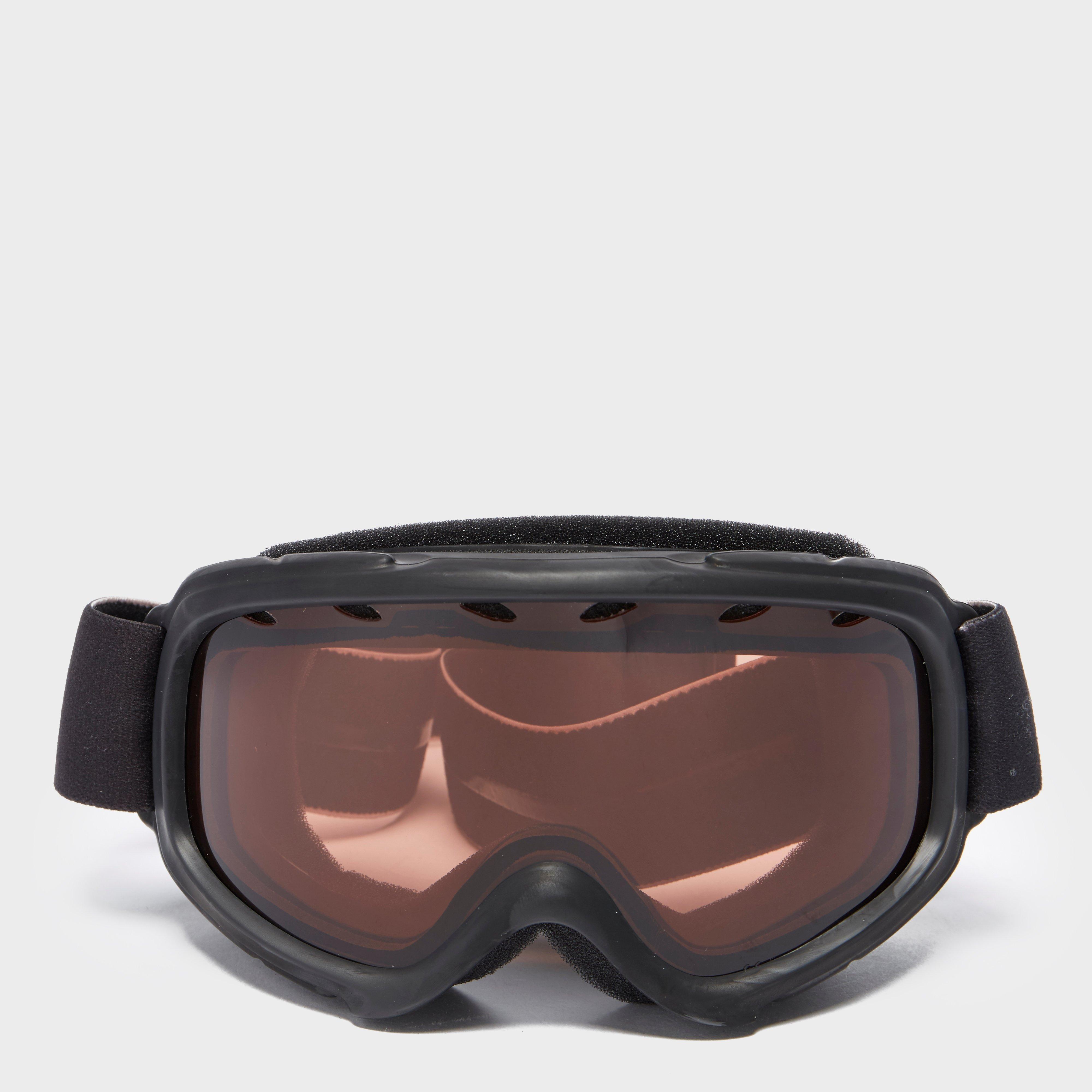 Smith Kids Gambler Air Ski Goggles - Black/blk  Black/blk