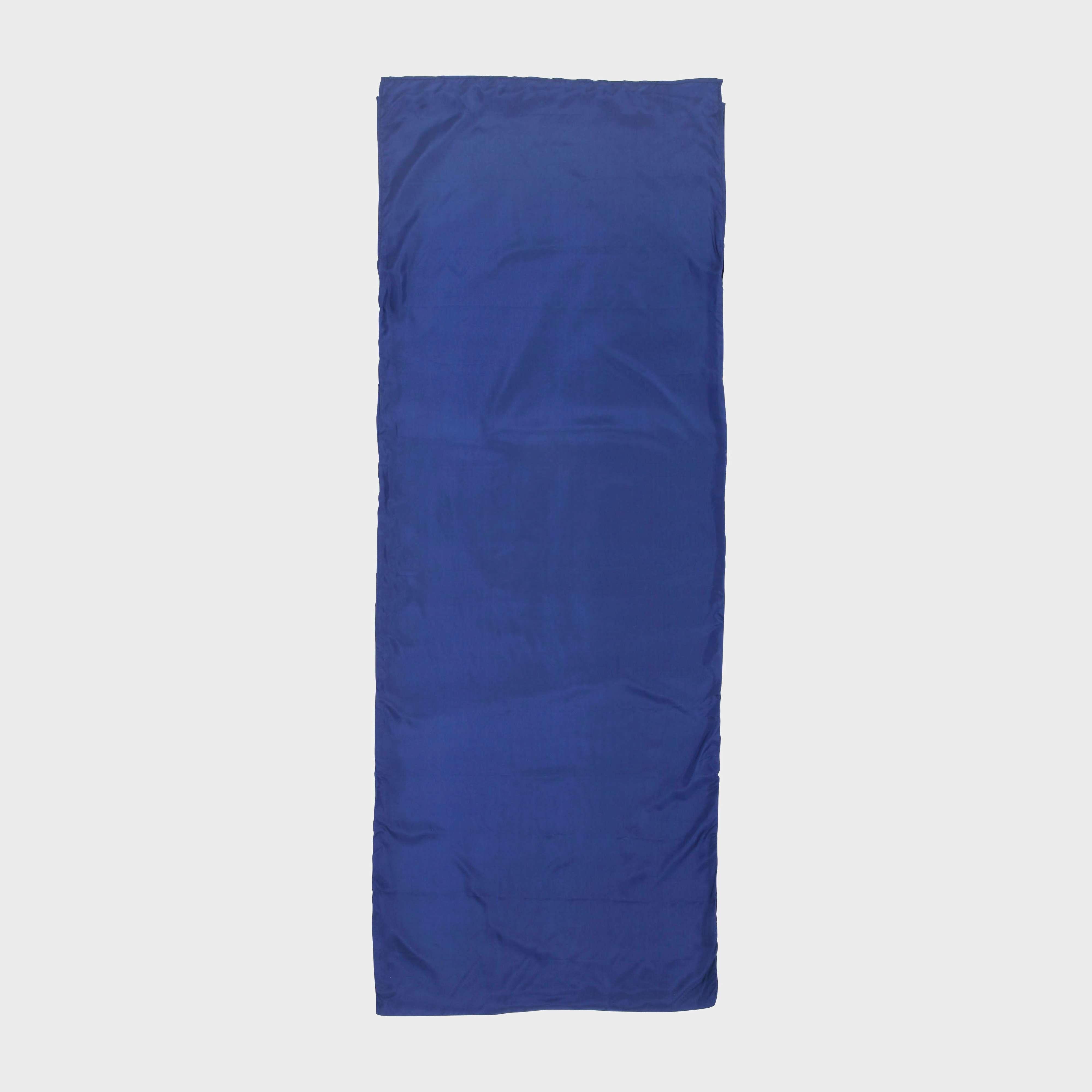 EUROHIKE Silk Rectangle Sleeping Bag Liner