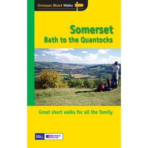 PATHFINDER Short Walks Somerset - from Bath to the Quantocks Guide