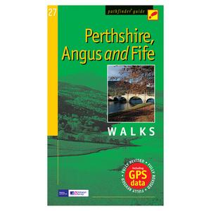 PATHFINDER Perthshire, Angus & Fife Walks Guide