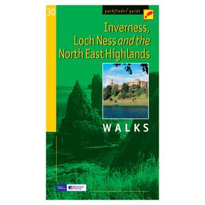 PATHFINDER Inverness, Loch Ness & the North East Highlands Walks Guide