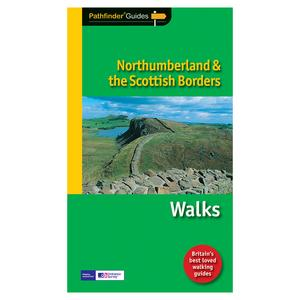 PATHFINDER Northumberland & the Scottish Borders Walks Guide
