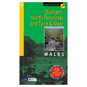 PATHFINDER Durham, North Pennines, Tyne & Wear Walks Guide