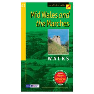 PATHFINDER Mid Wales & the Marches Walks Guide