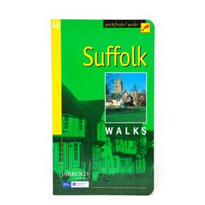 JARROLD Pathfinder Suffolk Walks Guide