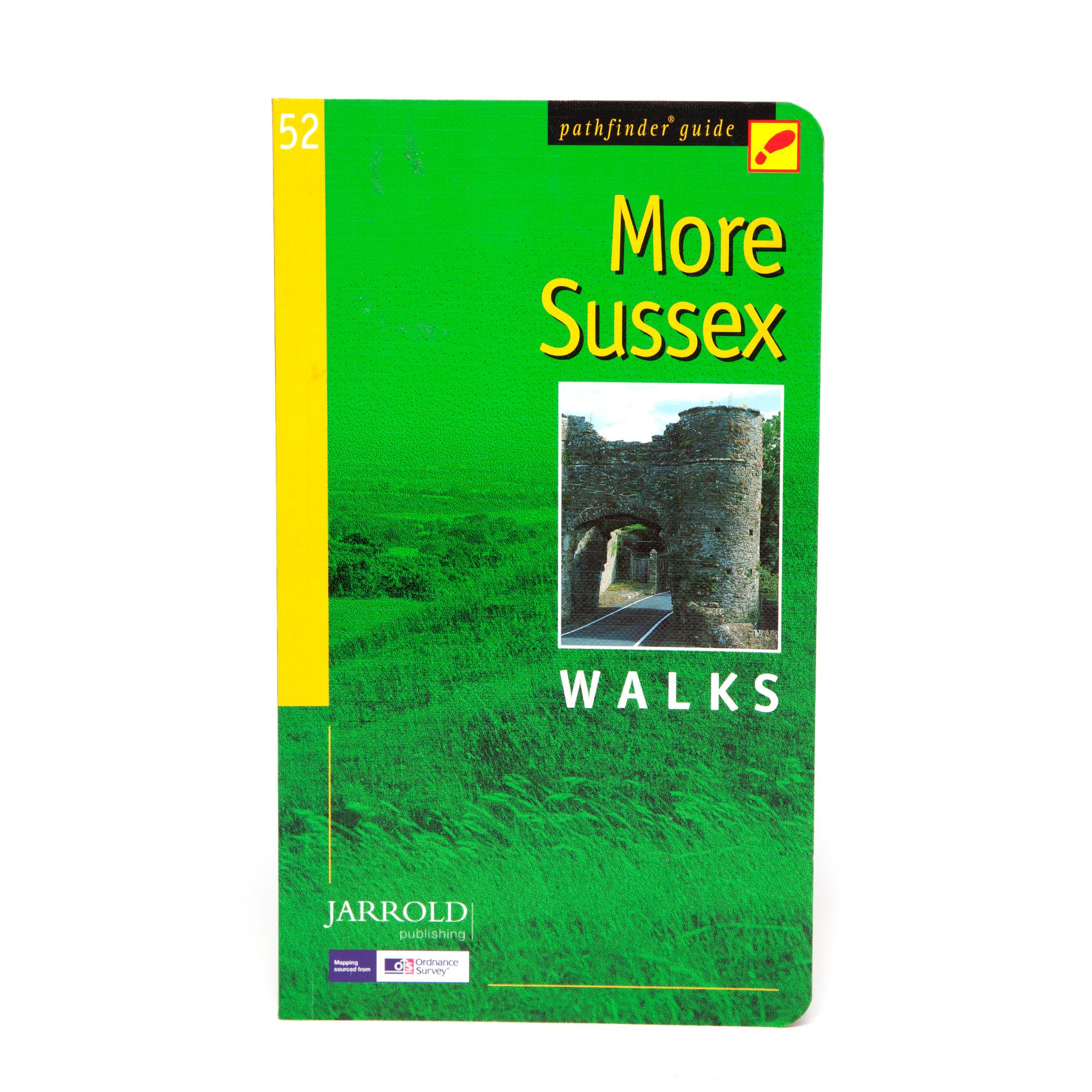 Jarrold Pathfinder More Sussex Walks Guide, Assorted