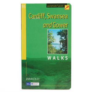 JARROLD Cardiff, Swansea and Gower Walks Guidebook