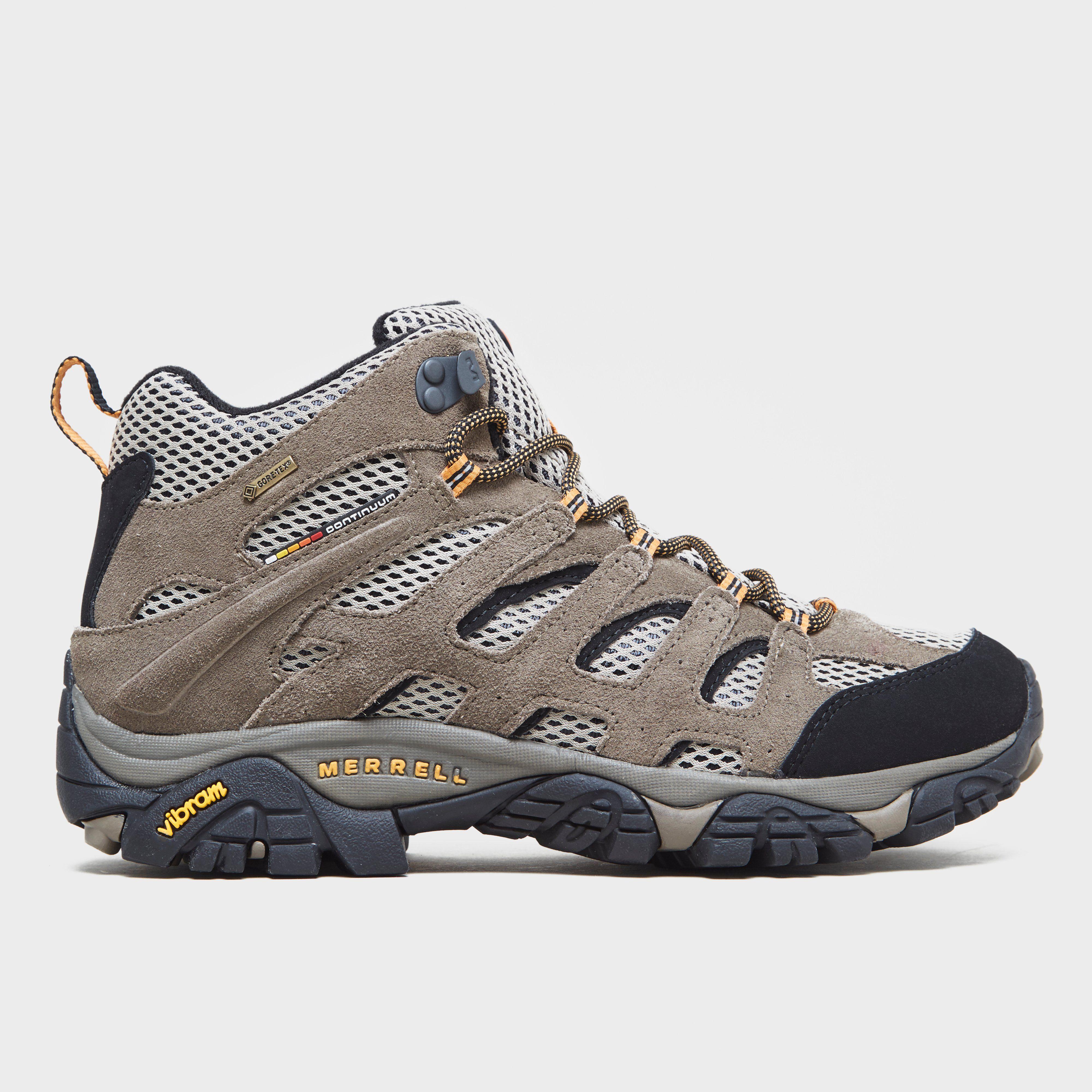 MERRELL Men's Moab Gore-Tex® XCR® Cross Terrain Mid Shoe