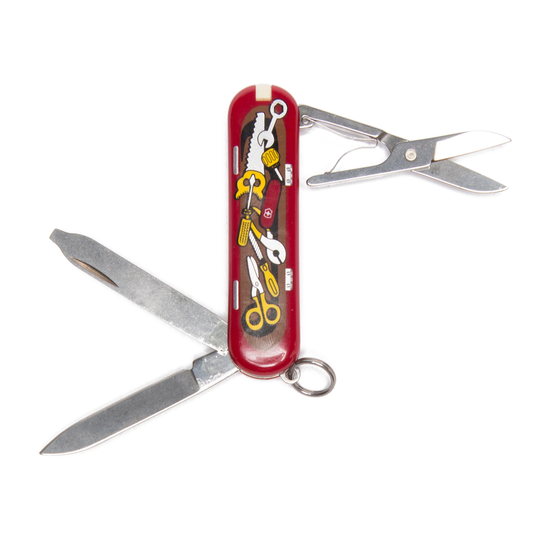 VICTORINOX Classic My Big Little Toolbox Ltd Edition 2014 Pocket Knife