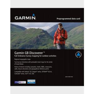 GARMIN Discoverer 1:50K Full Country Map Card