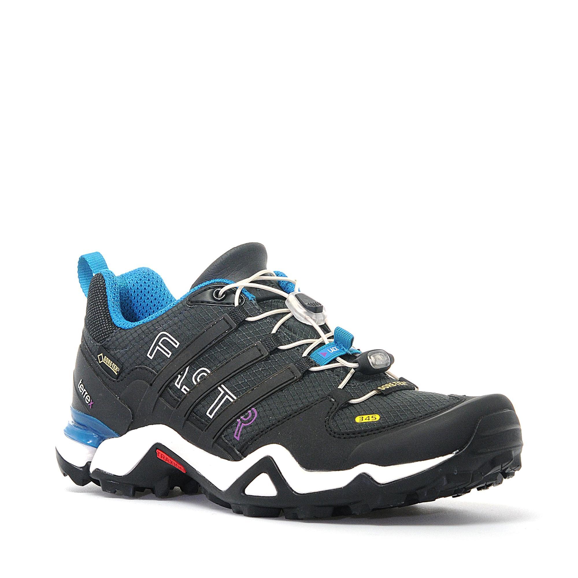 Adidas Womens Terrex Fast R GORETEX Shoe Black